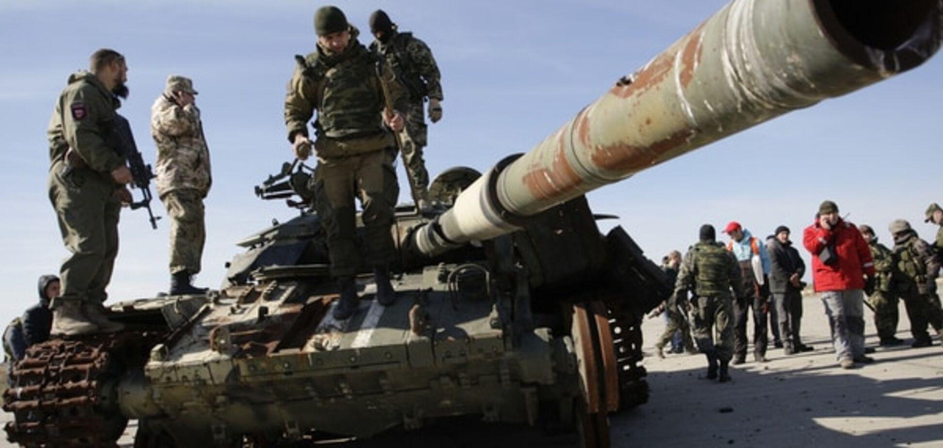 Бійці АТО завершують підготовку до відведення озброєнь і сподіваються на 'взаємність' терористів