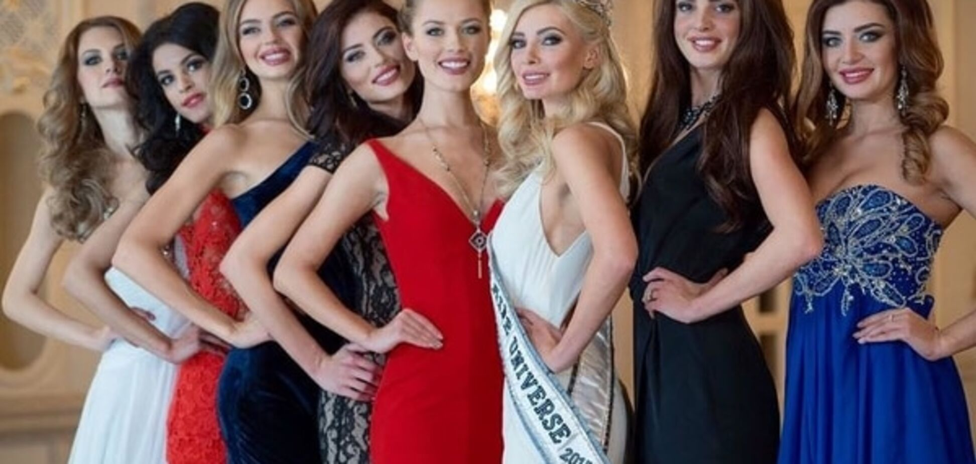 'Міс Україна Всесвіт 2015' стала релігійна блондинка з Києва