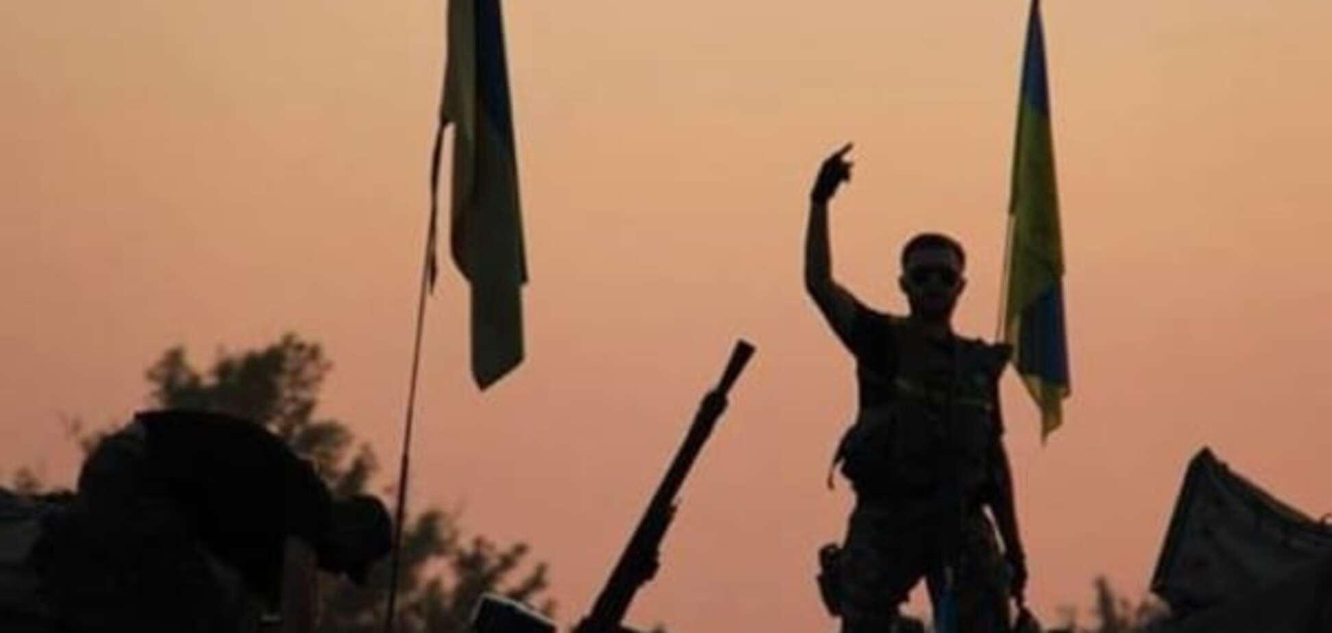 На Донбасі бійці АТО зловили командира терористів-мінометників