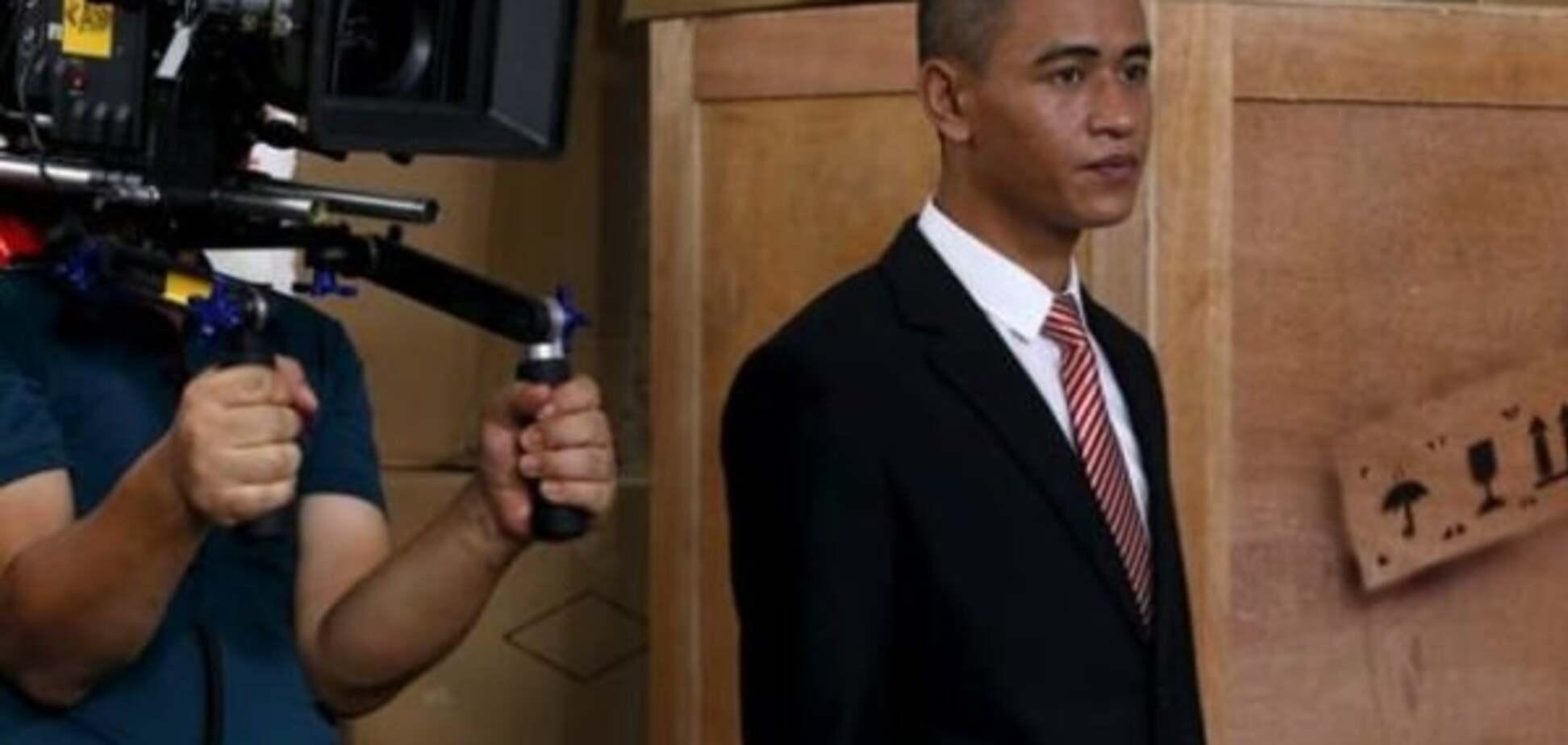В Китае объявился двойник Обамы, зарабатывающий на сходстве тысячи долларов