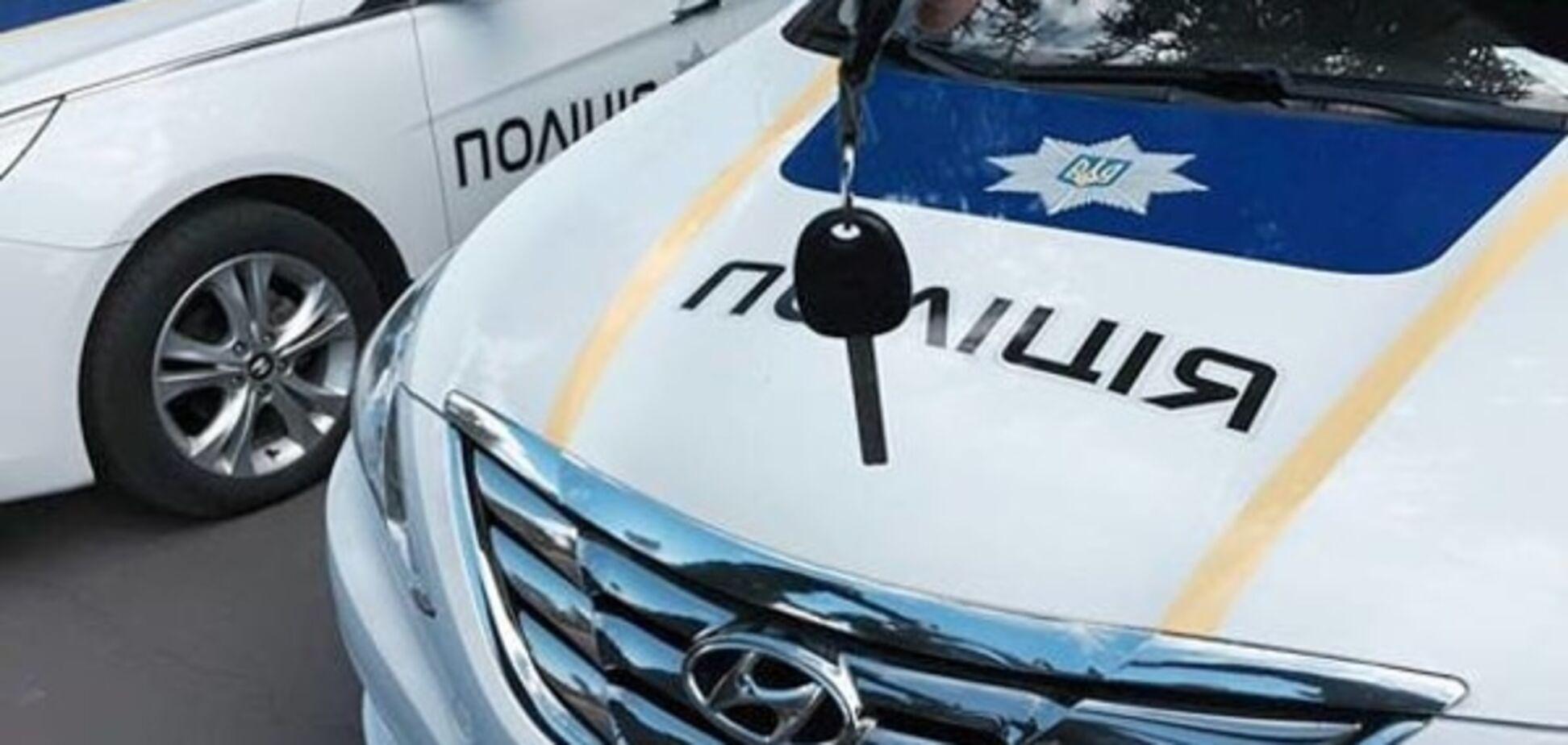Київські копи блискавично відреагували на викрадення таксиста