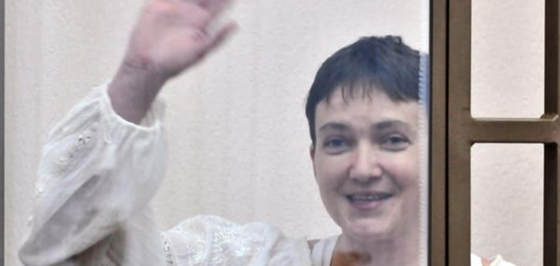 Доля Савченко залежить від вироку ГРУшникам в Україні - Геращенко