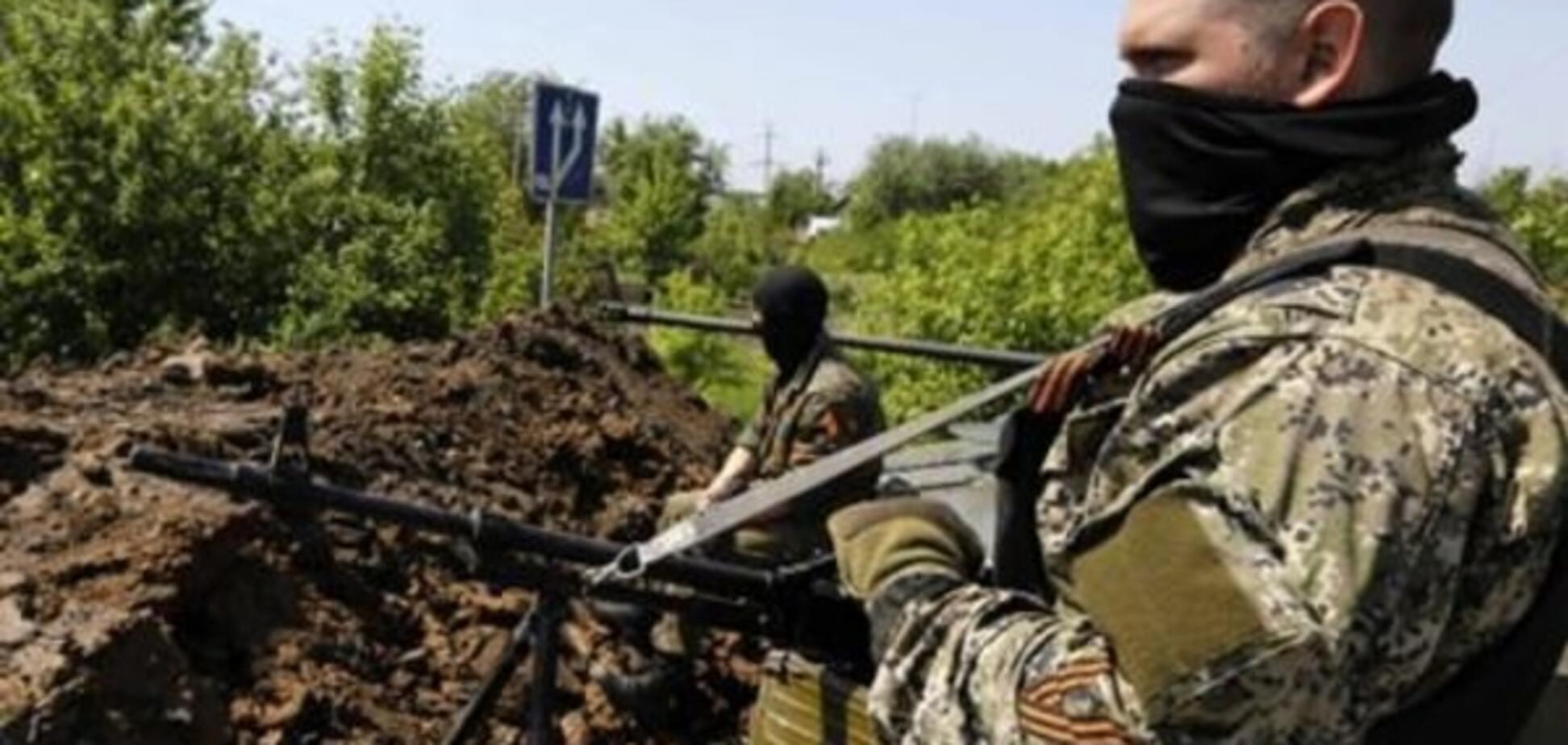 Безсмертний назвав умову для проведення амністії терористів на Донбасі