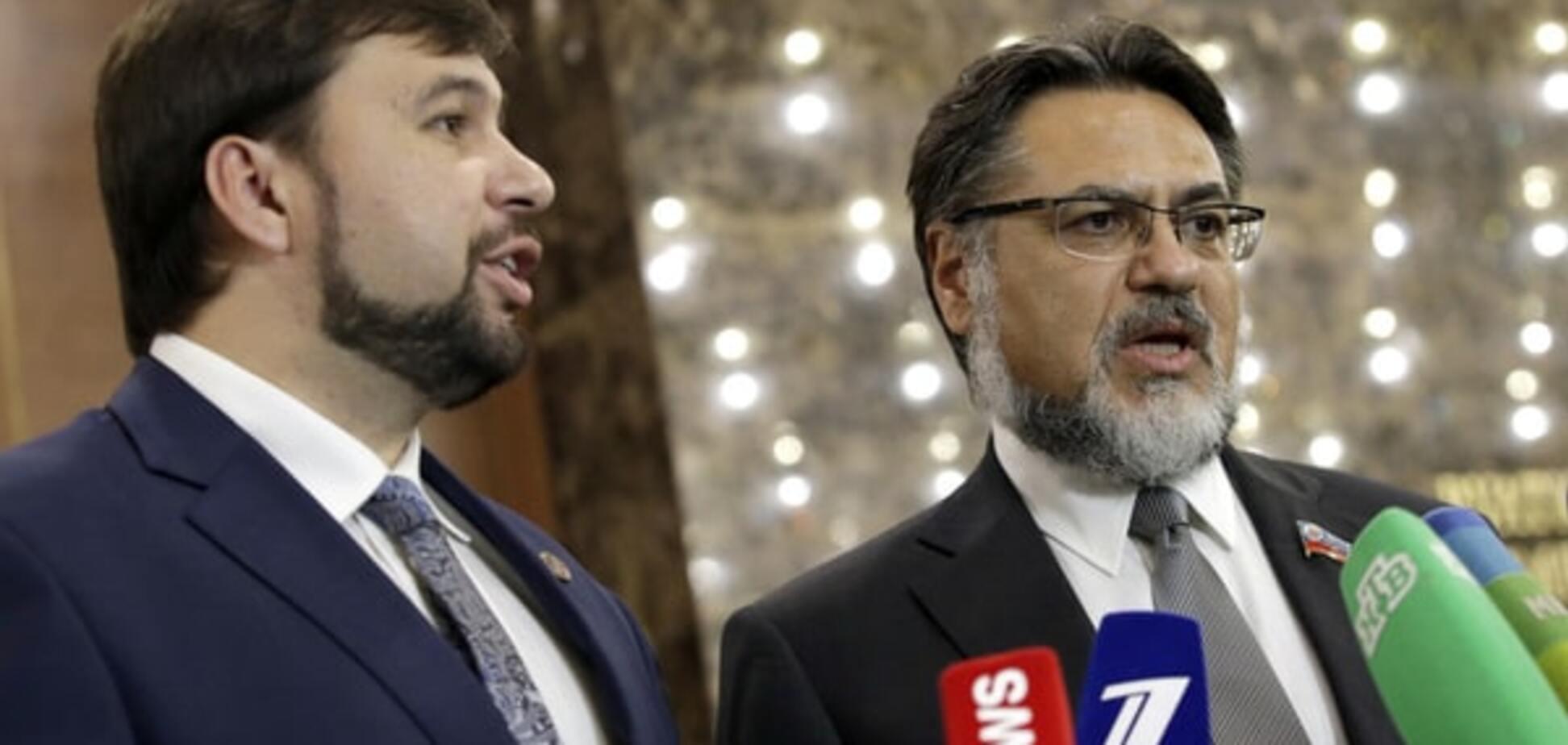 Ватажки 'ДНР' і 'ЛНР' коментувати зустріч у Парижі будуть через тиждень
