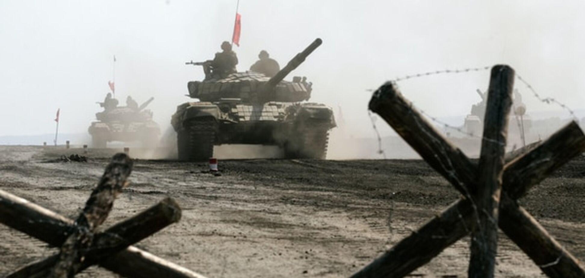ОБСЄ знайшла скупчення танків і БТРів на території 'ДНР'