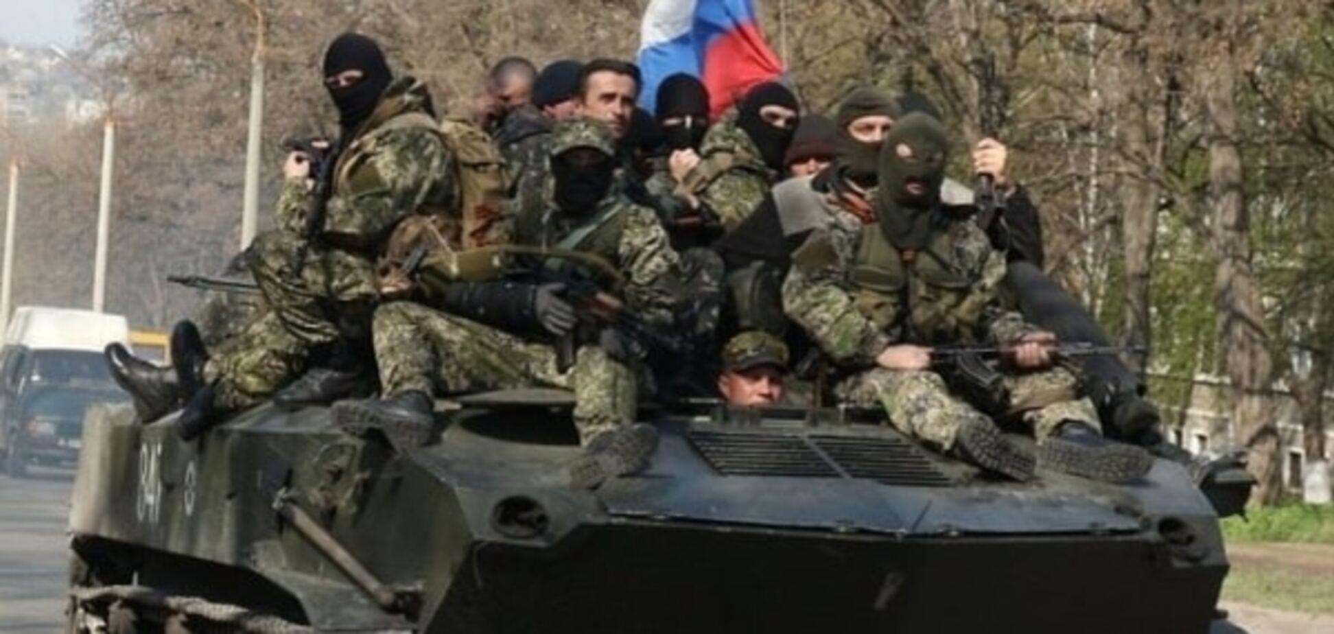 Росія оголосила непідконтрольним терористам Донбасу 'мінну війну' - Снєгирьов