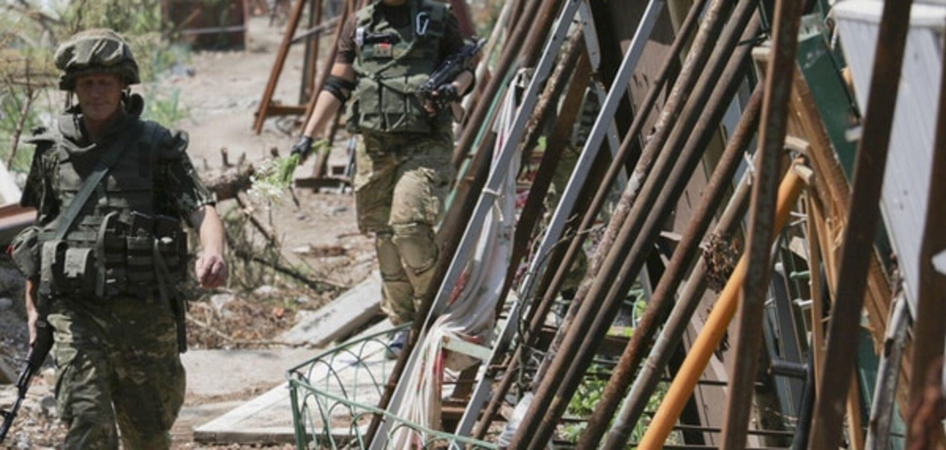 ОБСЄ знайшла у терористів на Донбасі літаки