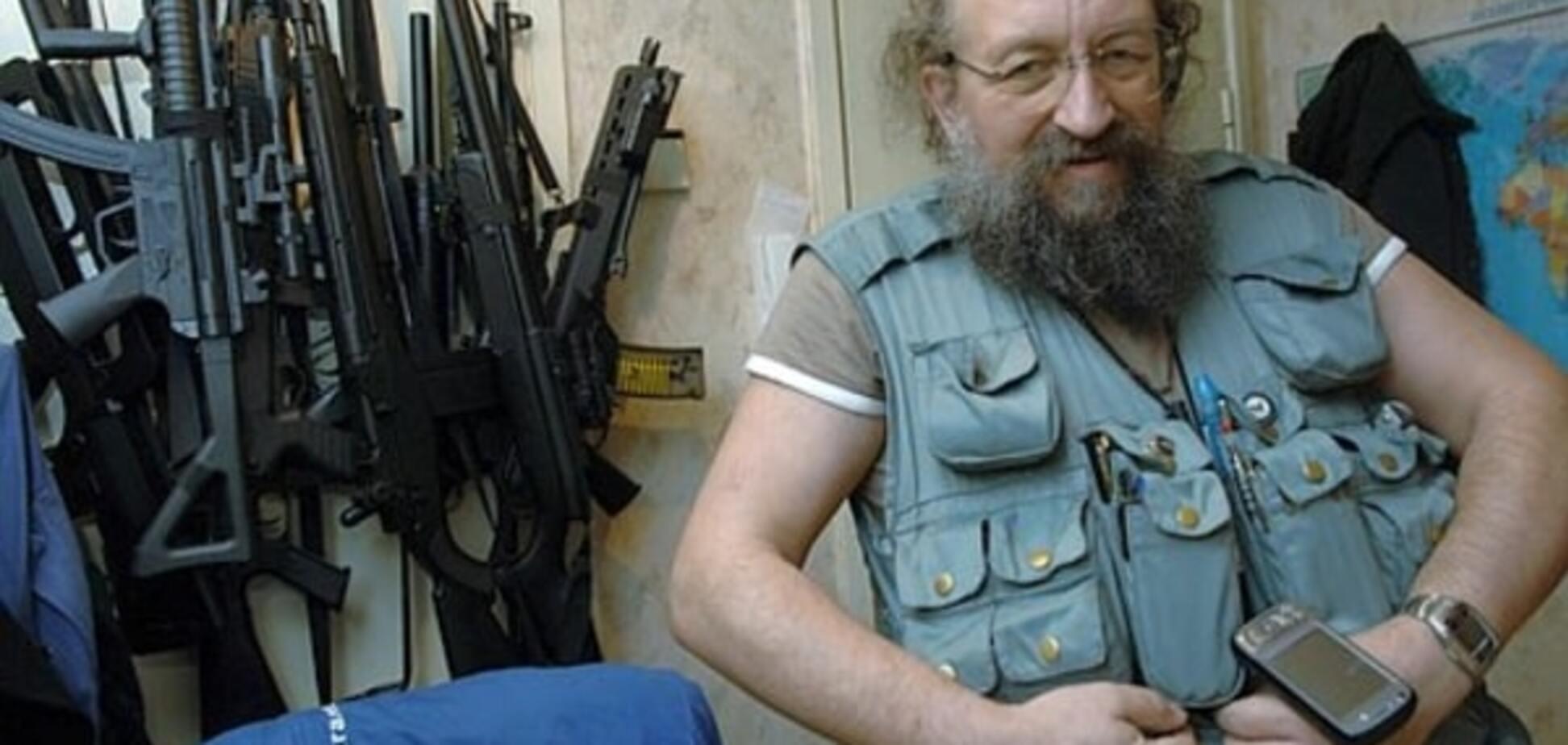 'Онотолє' Вассерман 'передбачив' приєднання України до Росії