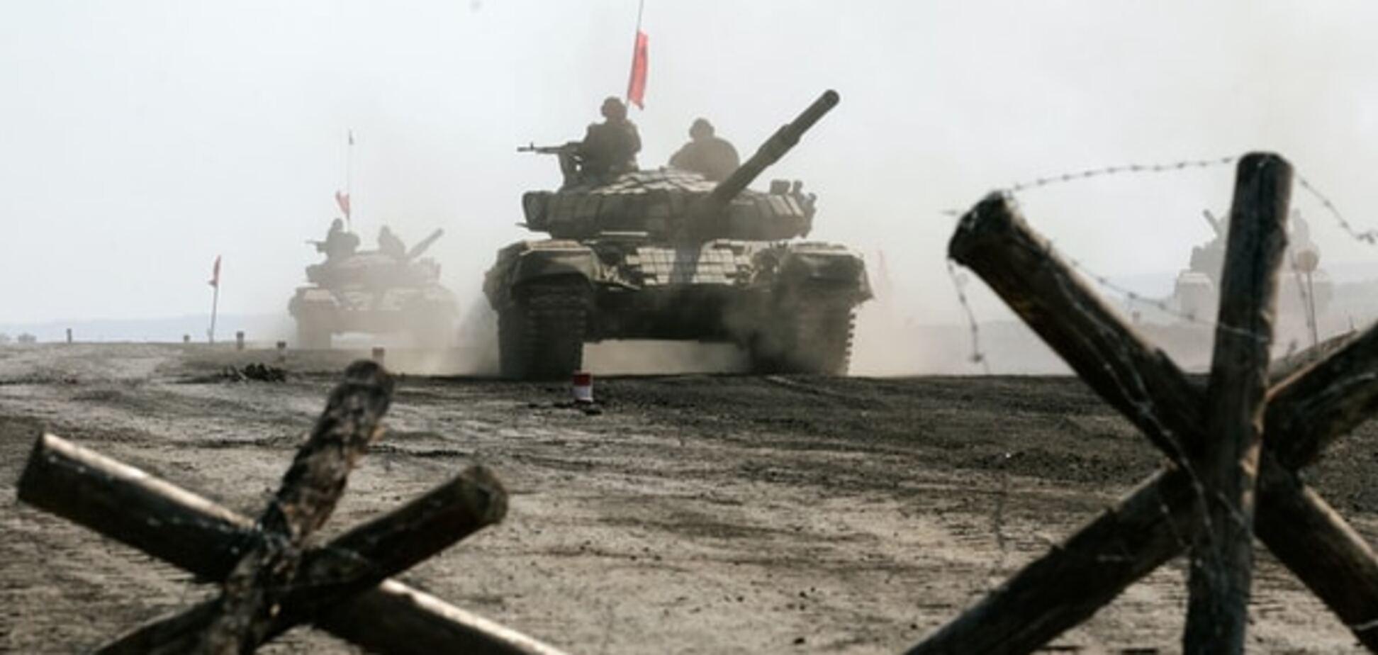 Тимчук розповів, як терористи проводять ротації і перегрупування в зоні АТО