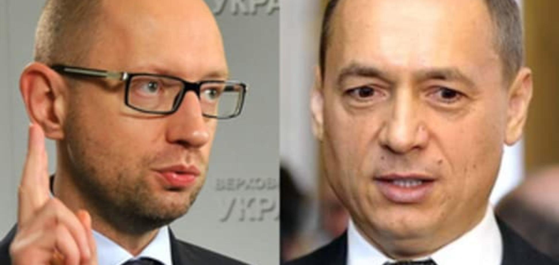 Скандал в 'Енергоатомі': друг Яценюка має намір залишити бюджет без 4 мільярдів