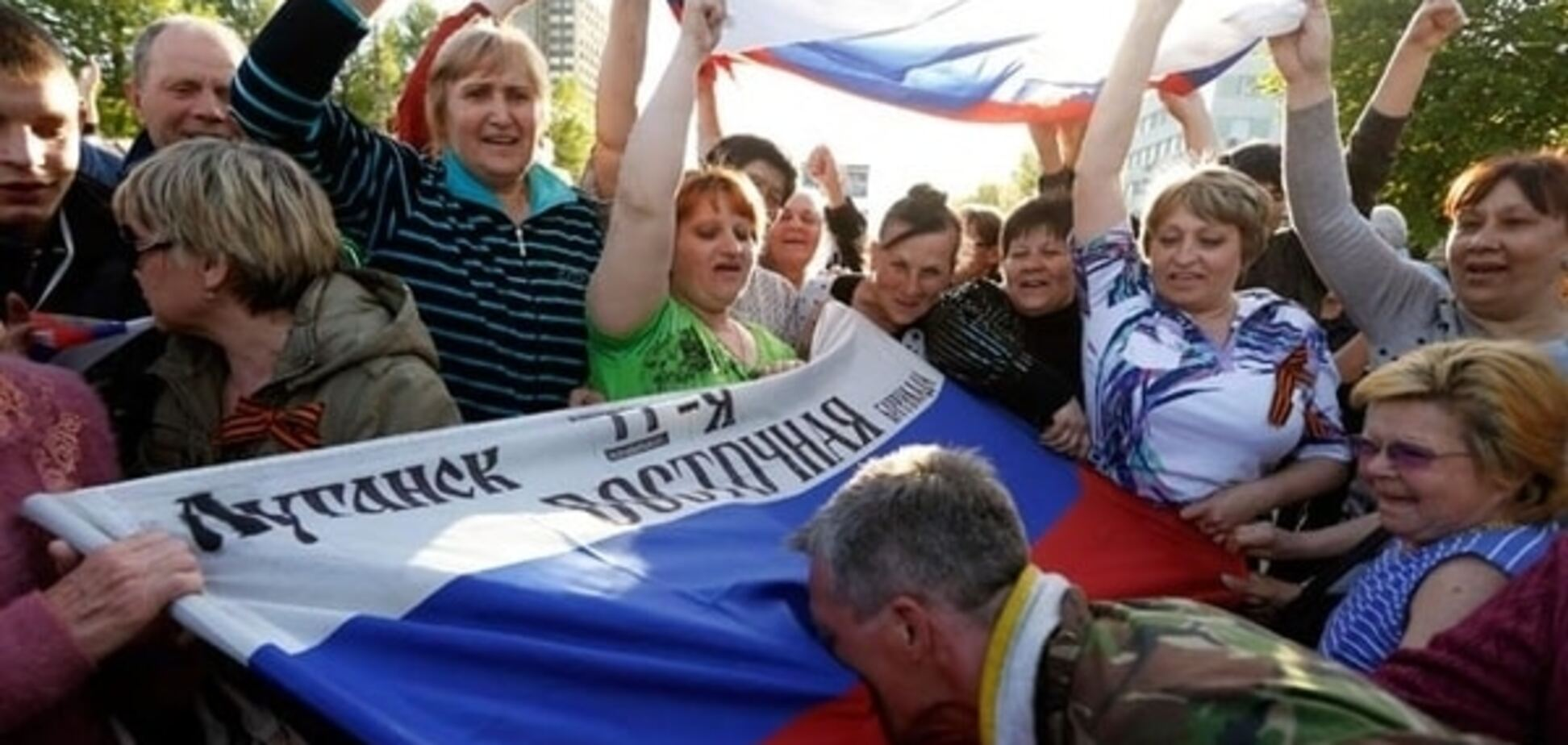 На Луганщині заарештували колишнього чиновника-сепаратиста
