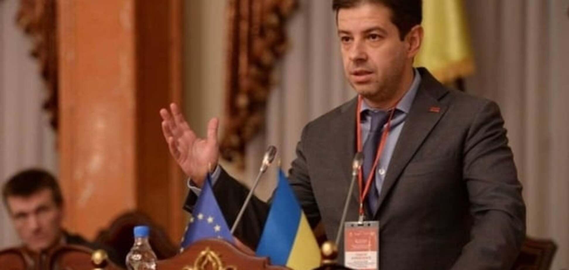 Нардеп Алексеев призвал разработать механизм контроля для финансирования партий из бюджета