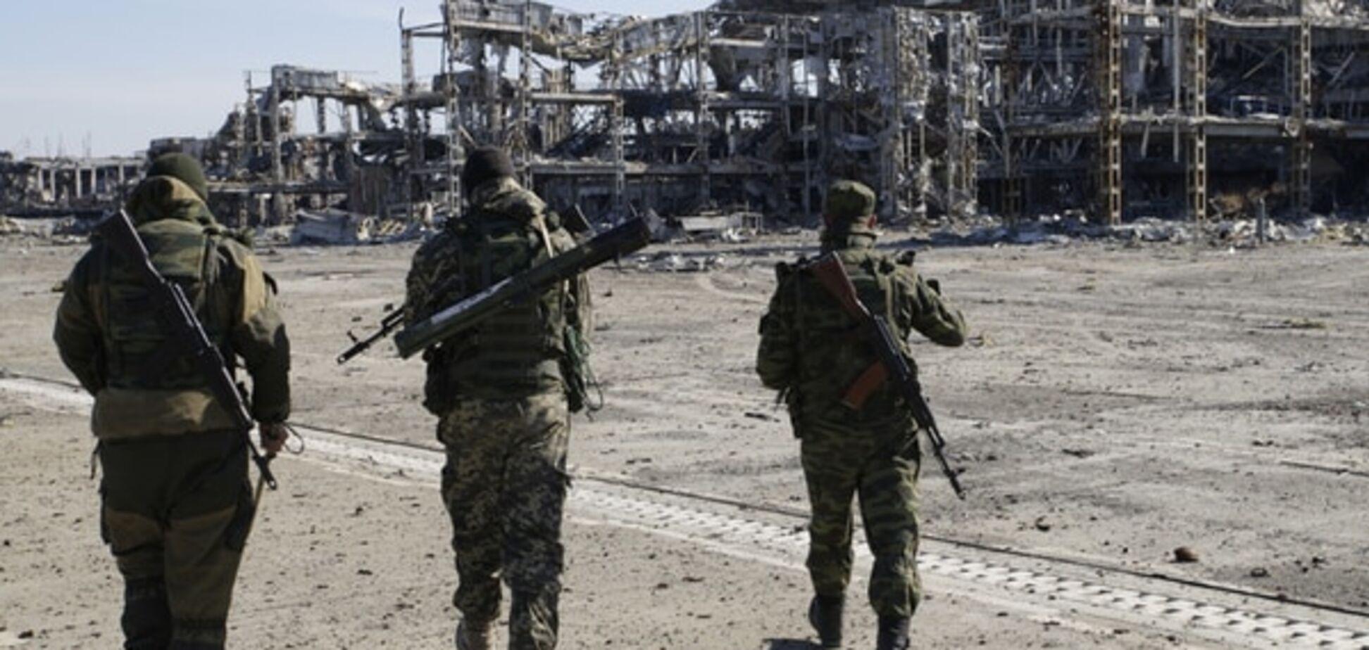 У штабі АТО розповіли про масову втечу терористів з Донбасу до Росії