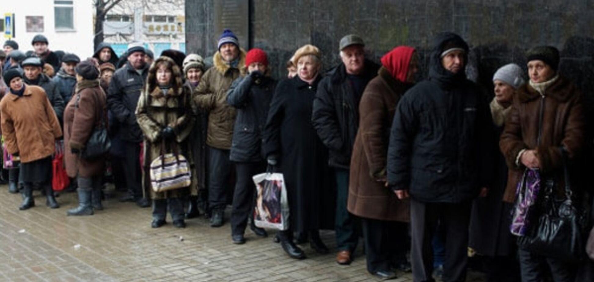 Пенсий не будет: Донбасс остается без соцвыплат
