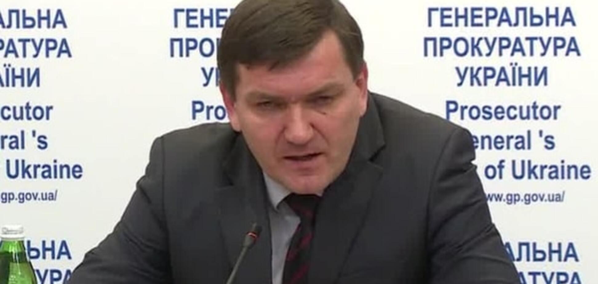ГПУ заявила про відсутність доказів причетності Суркова до розстрілів Майдану