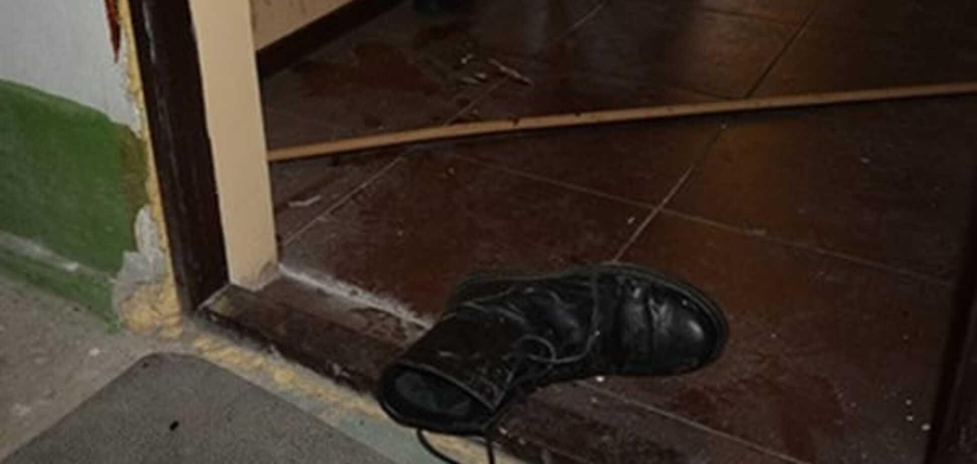 ЗМІ опублікували нові фото вибуху в Миколаєві за участю 'айдарівця'