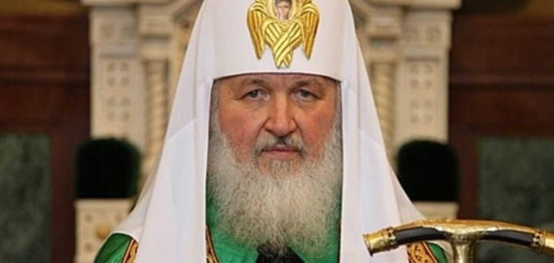В сети патриарха Кирилла высмеяли песней о Буратино: видеофакт