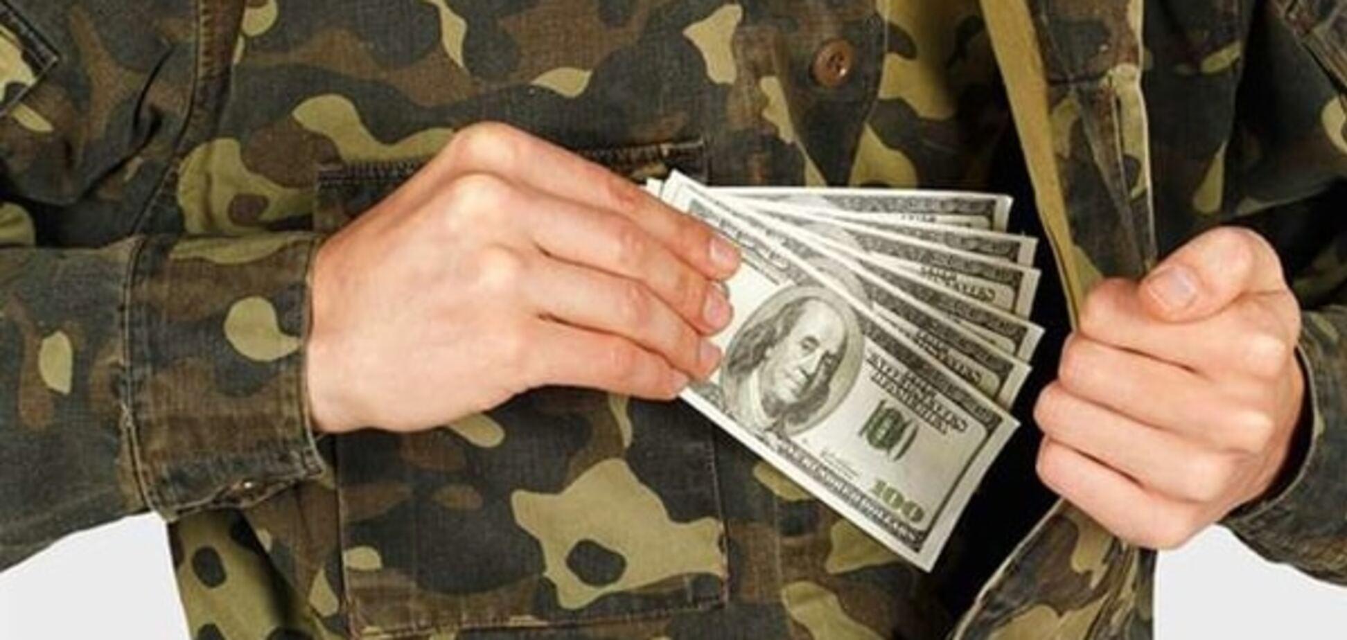 ЗМІ дізналися, скільки коштує 'відкосити' від армії в різних містах України