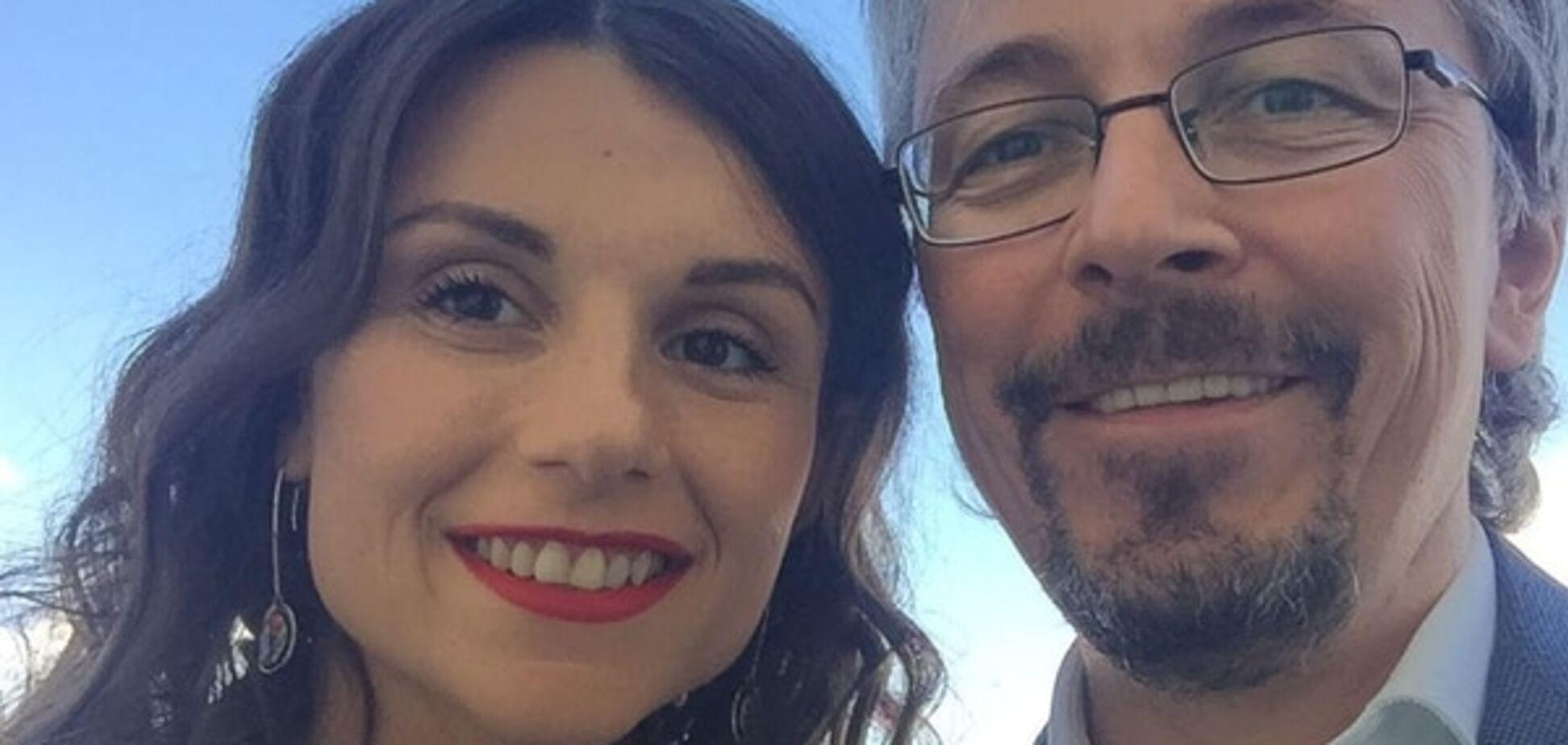 У 49-летнего генпродюсера '1+1' Александра Ткаченко родился сын