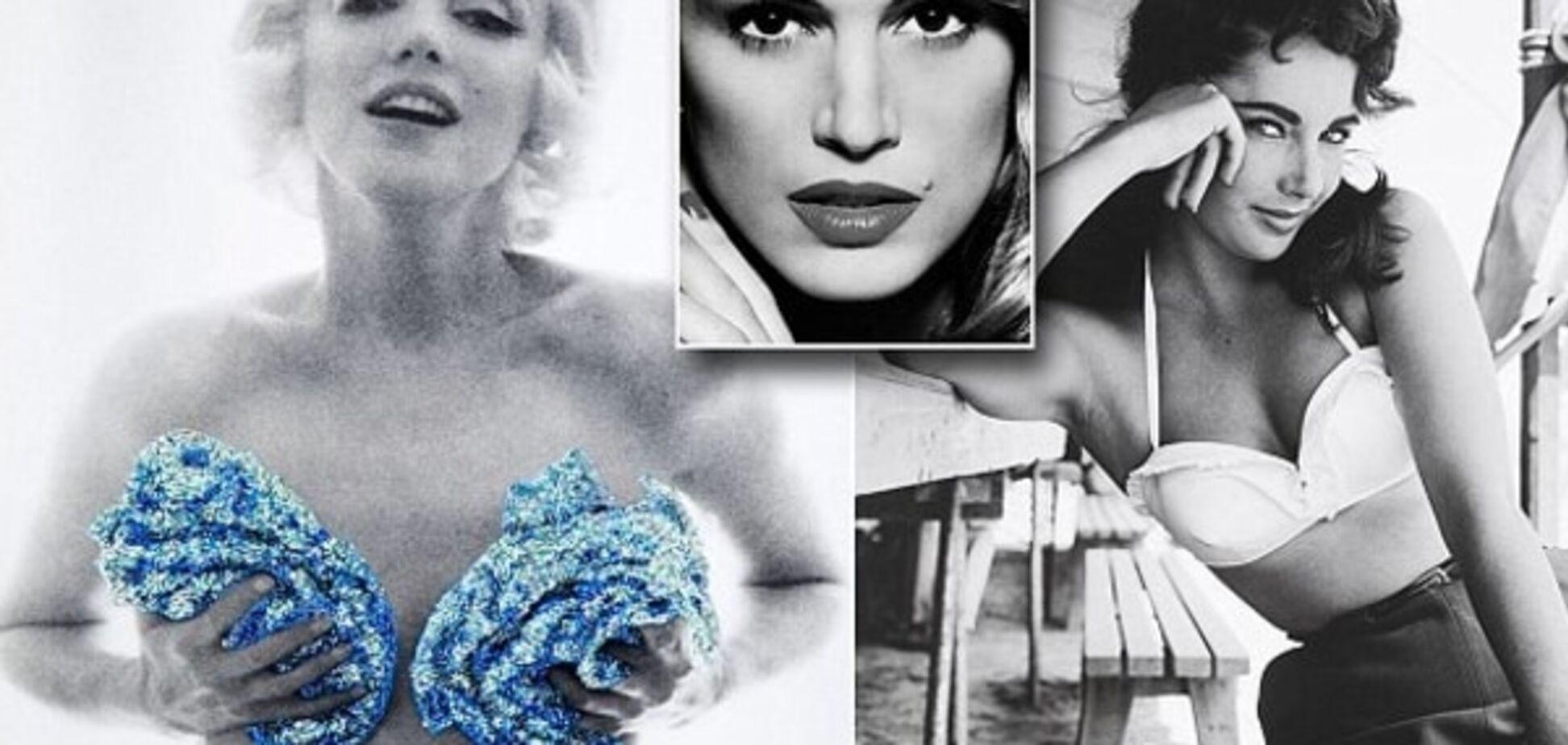 Иконы Голливуда: опубликованы редчайшие фото Мэрилин Монро, Элизабет Тейлор и других звезд