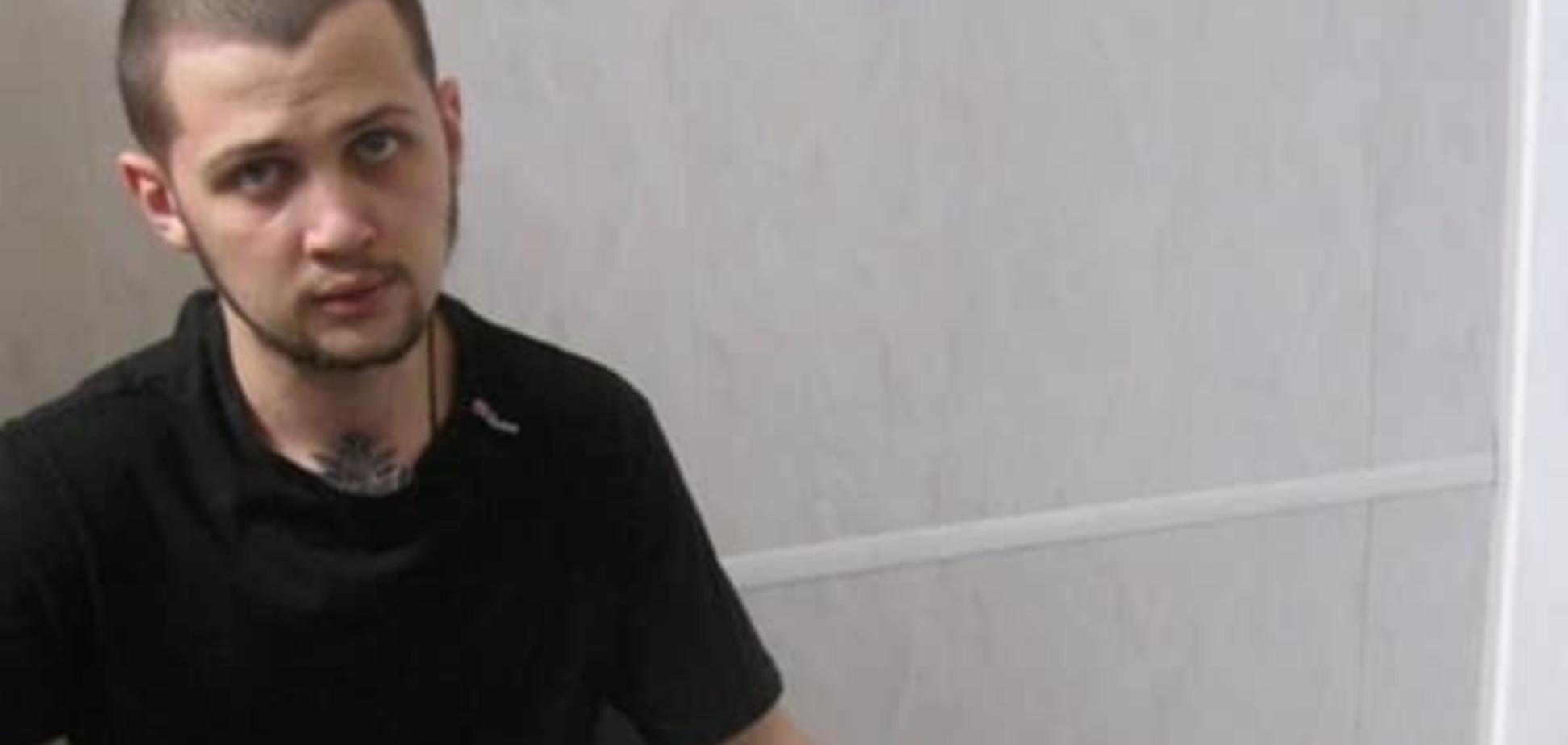 'Основного свідка' у справі Сенцова посадили в штрафний ізолятор