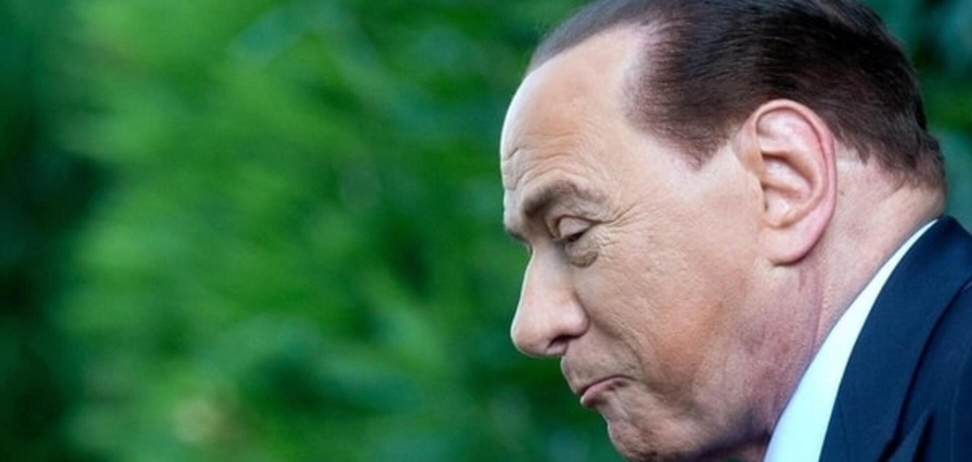 Берлусконі розкрив таємниці свого особистого життя: я був природженим спокусником