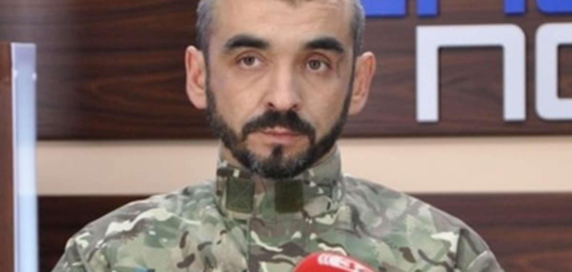 У Дніпропетровську командира роти 'Торнадо' намагалися 'зняти' з виборів струсом мозку
