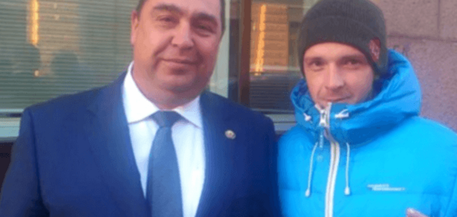 Главарь 'ЛНР' Плотницкий нашелся в России, луганчане – в ярости: фотофакт