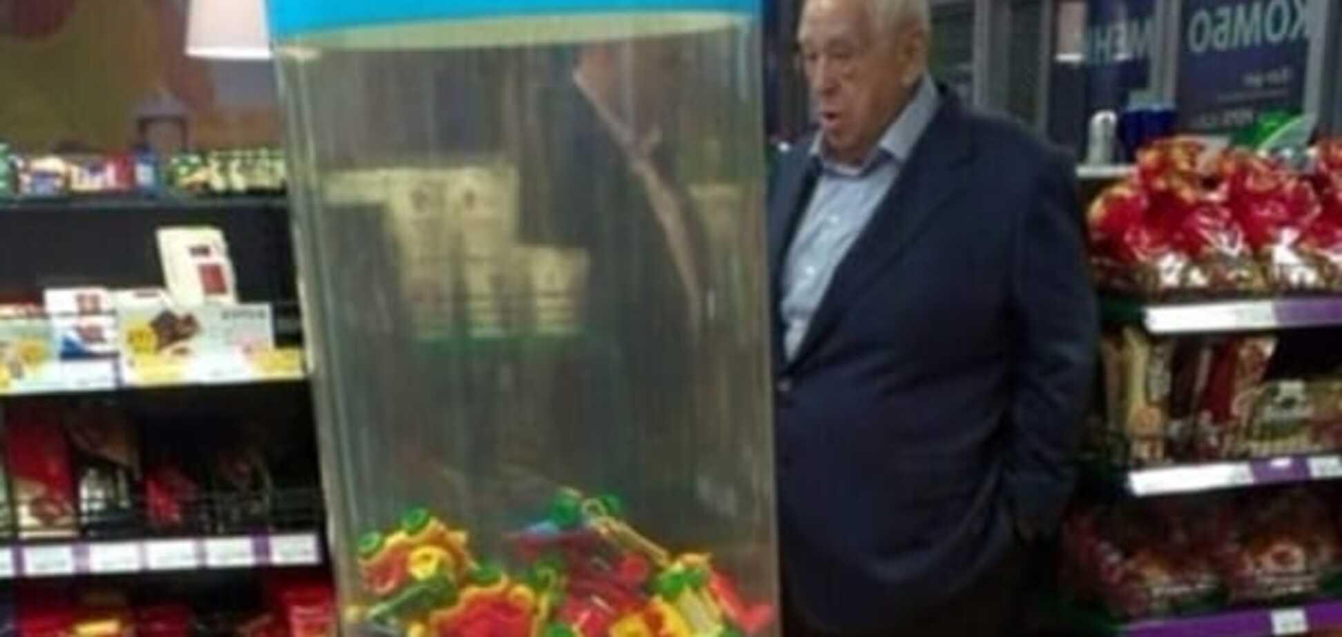 Журналісти 'спіймали' 'червоного' директора шахти терористів: опубліковані фото