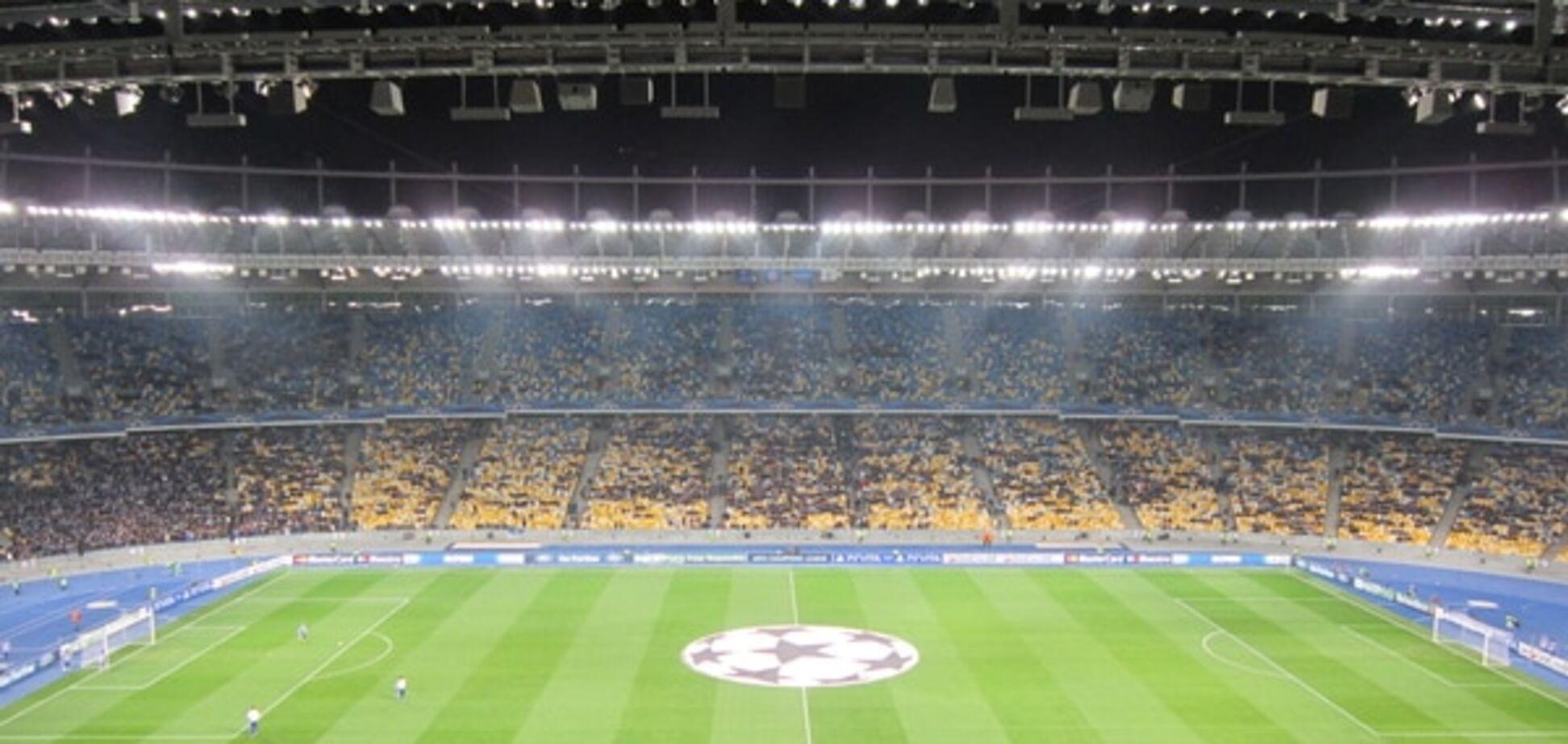 'Динамо' грозят жестокие санкции за избиение болельщиков на 'Олимпийском': видео драки