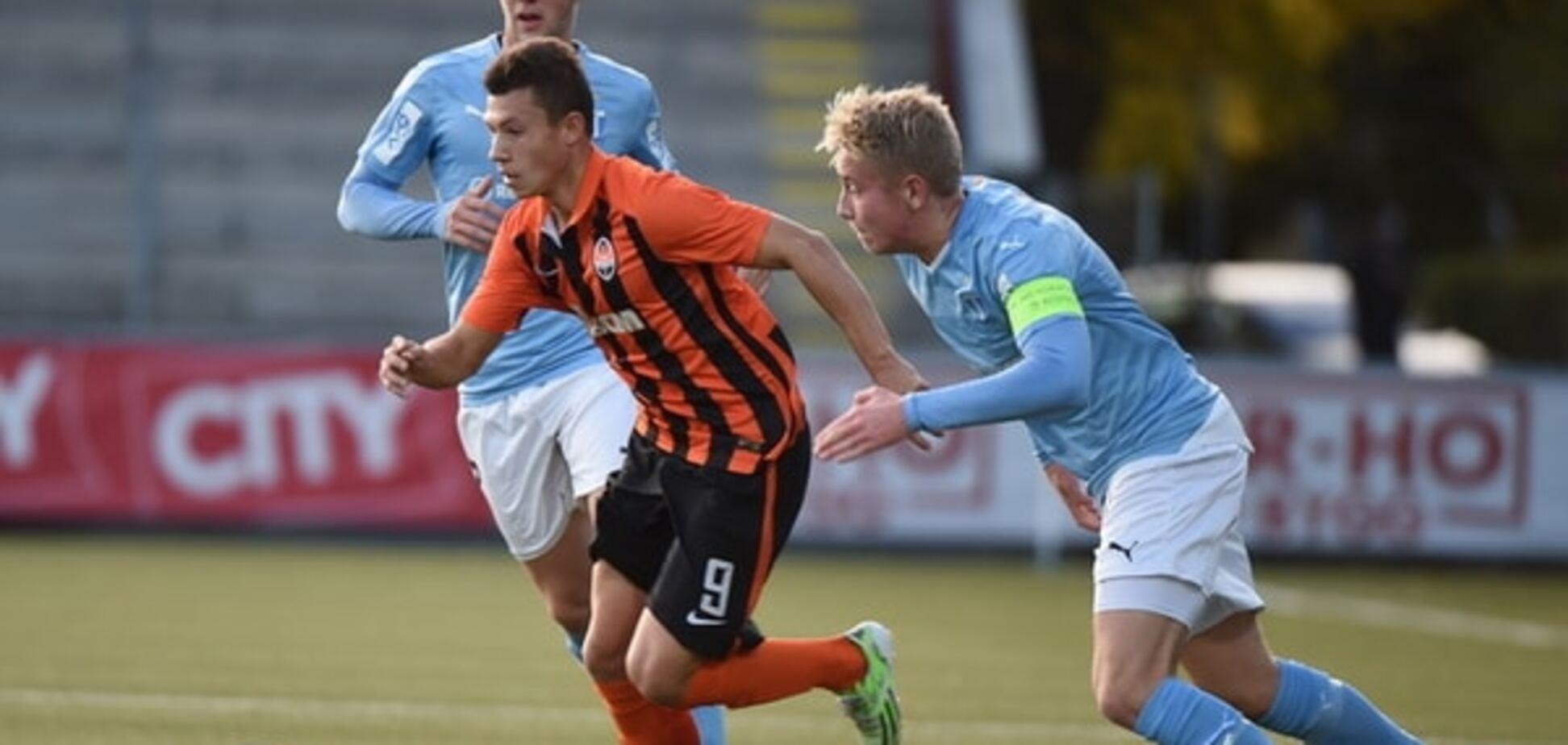 'Шахтер' забил пять мячей, но не смог победить 'Мальмё' в матче Лиги УЕФА