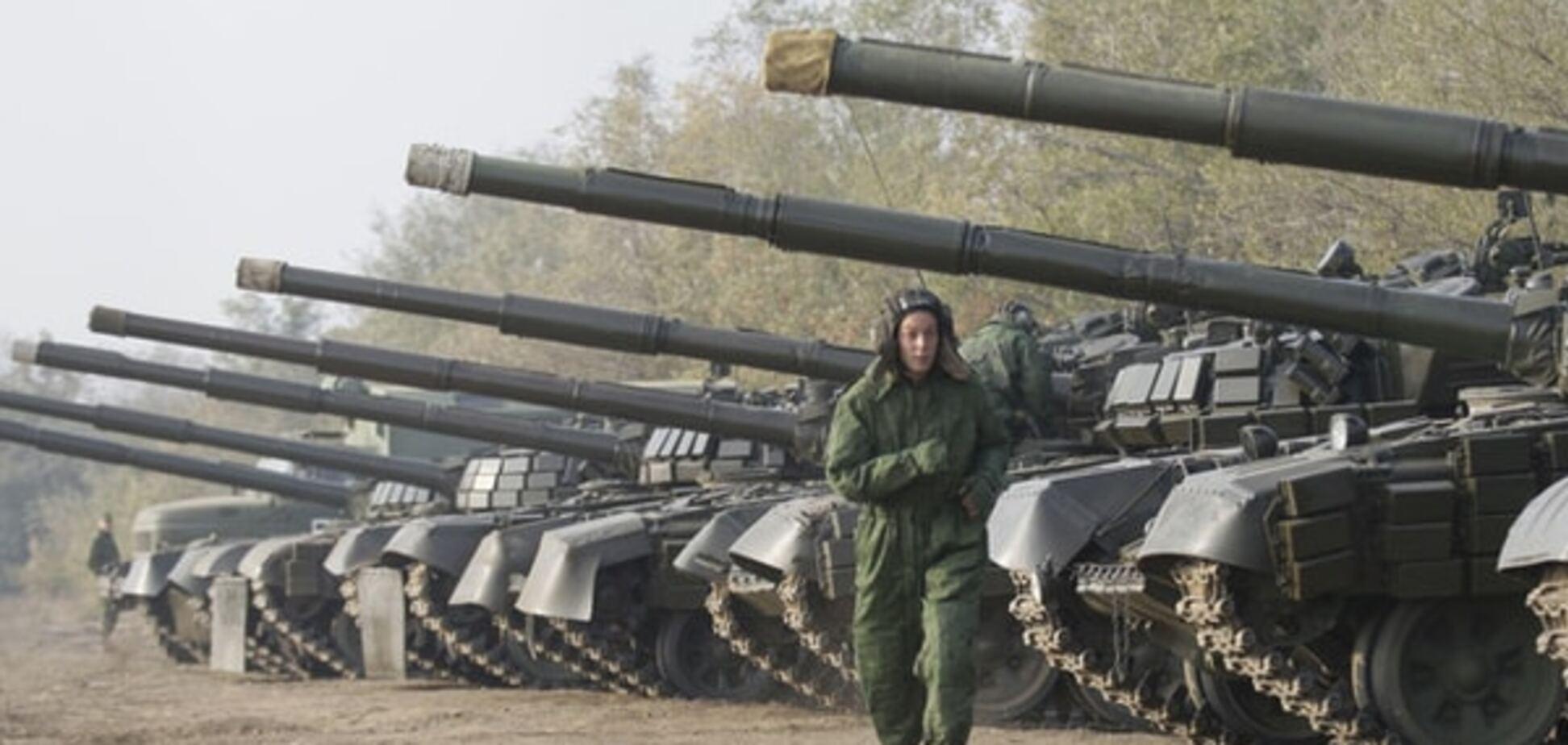 Терористи не відводять артилерію від лінії зіткнення - розвідка