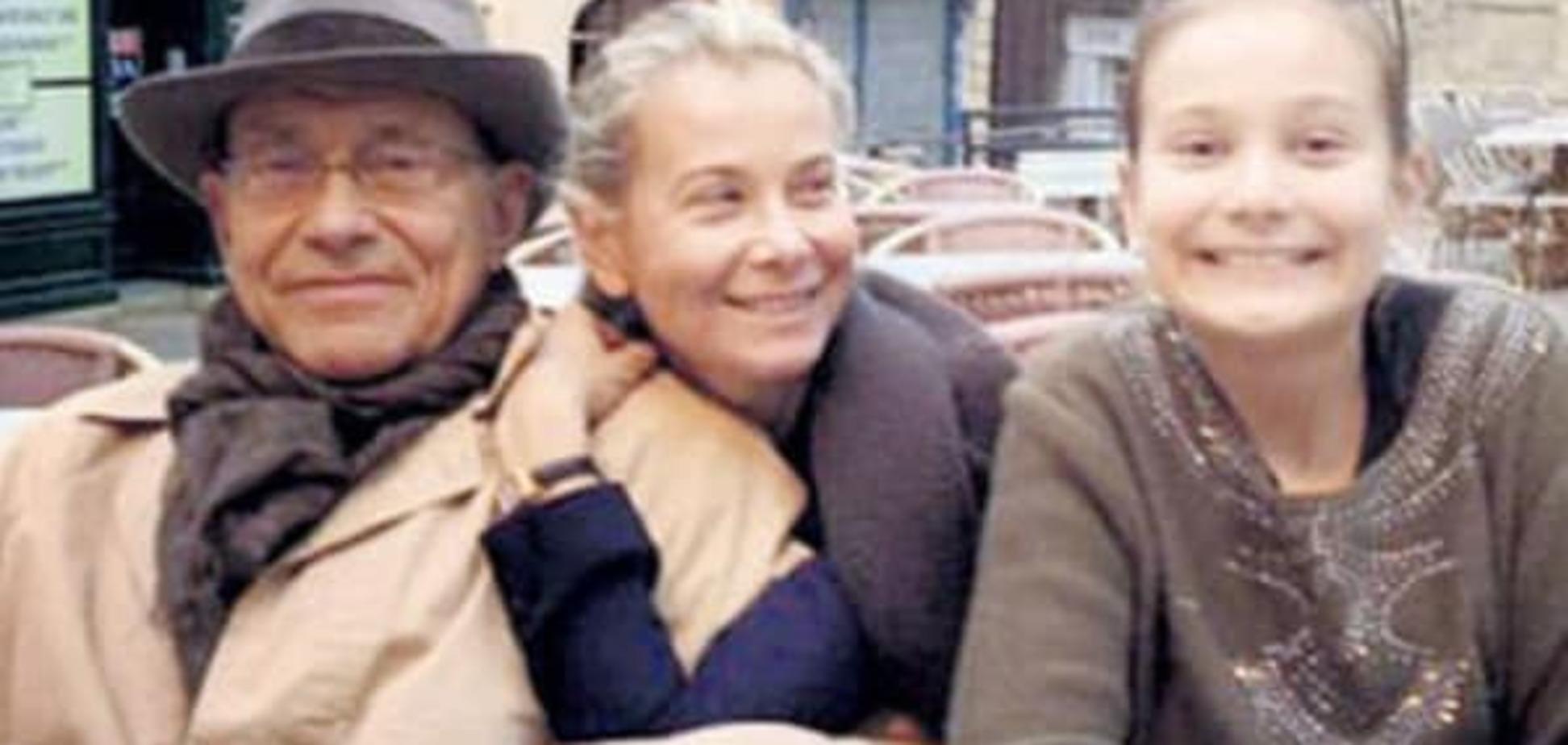 Донька Кончаловського і Висоцької знаходиться в пограничному стані - ЗМІ