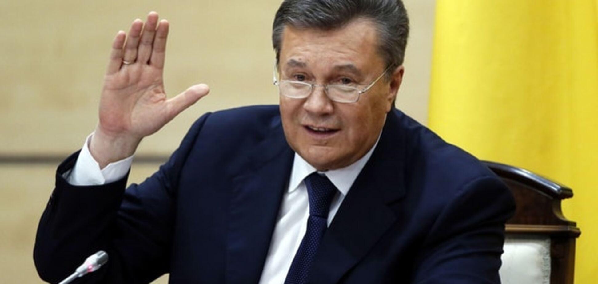 Янукович у Євросуді вимагає від України додаткової компенсації