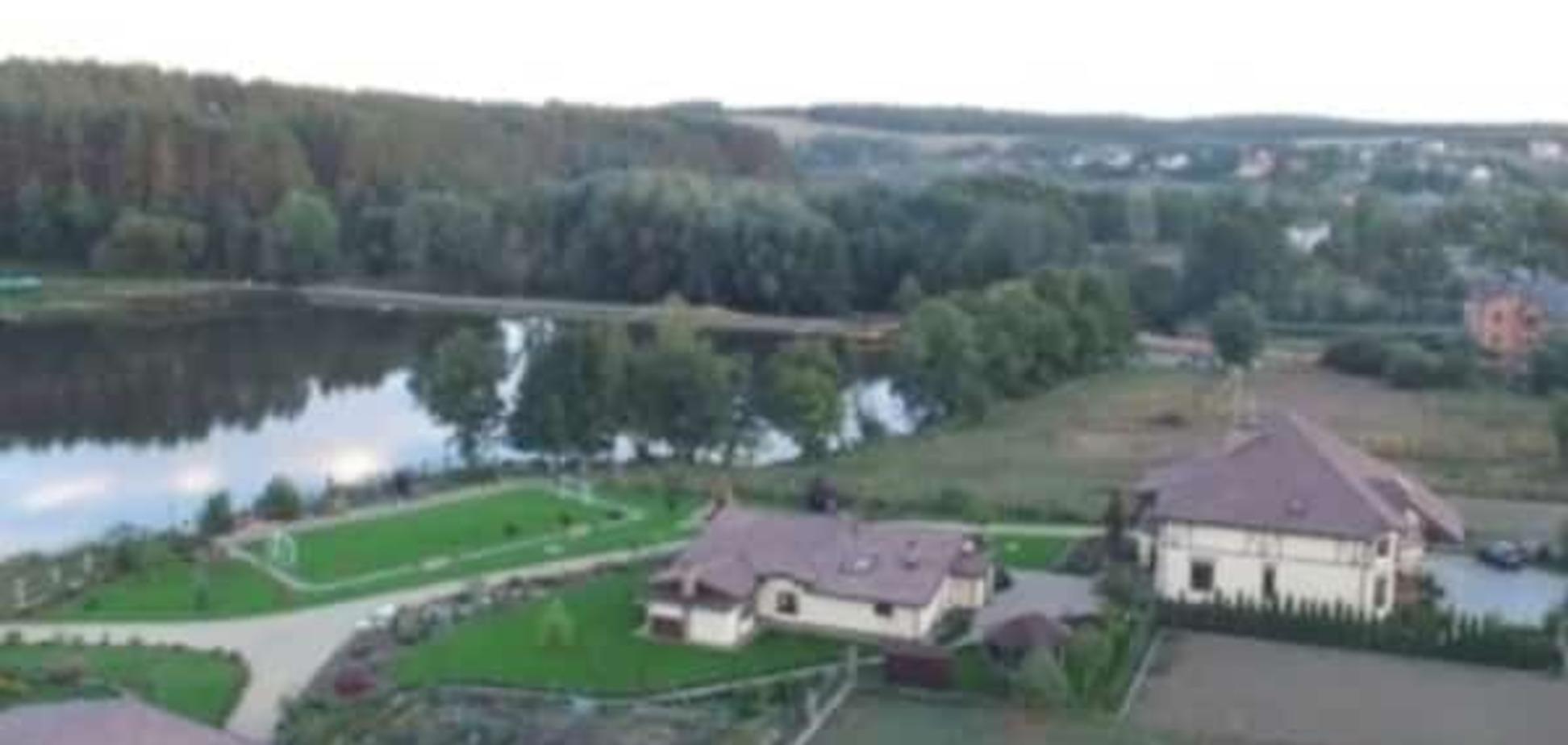 У голови служби зовнішньої розвідки знайшли цілий маєток під Києвом: опубліковано відео