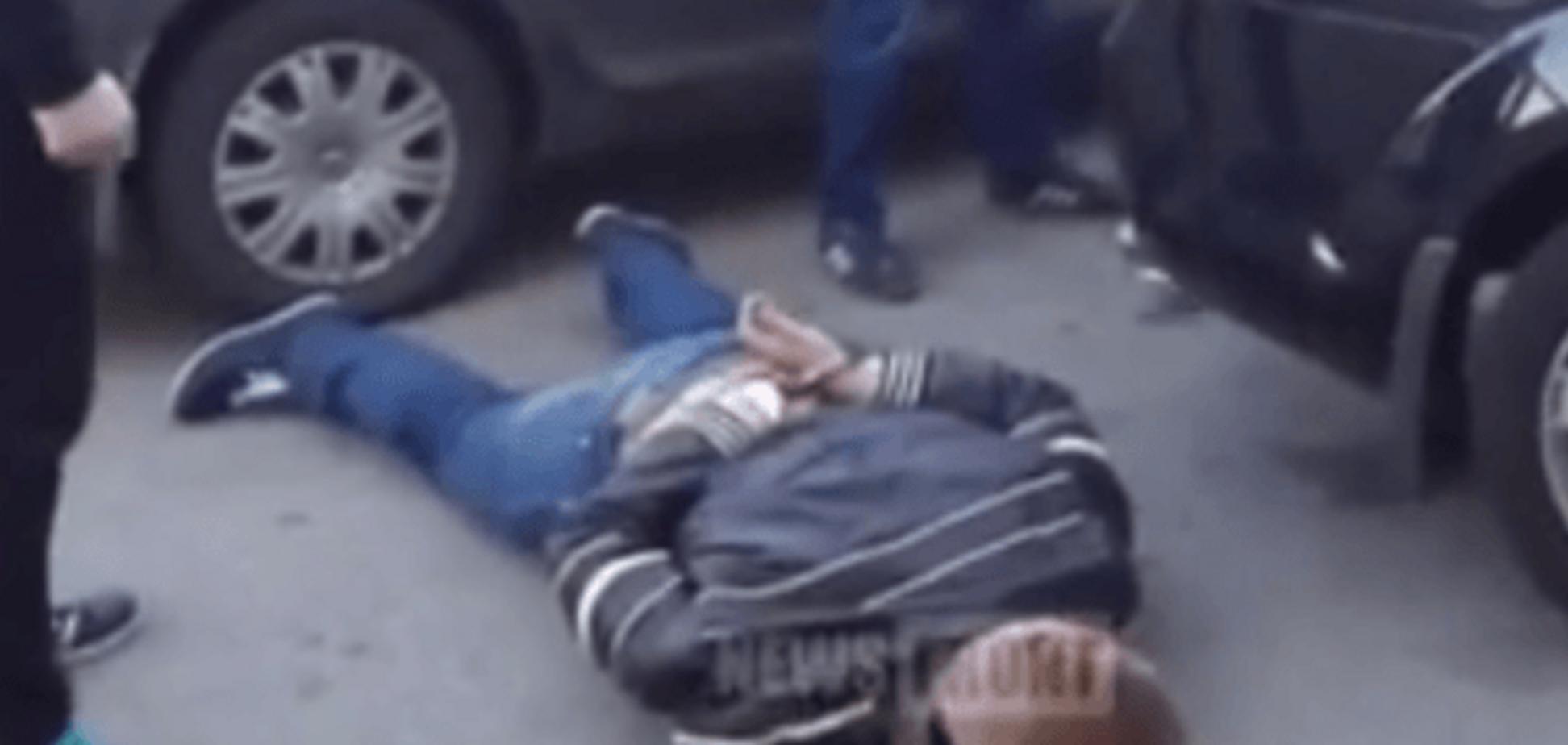 Зачистки у 'ЛНР': опубліковано відео затримання 'прокурорів республіки'