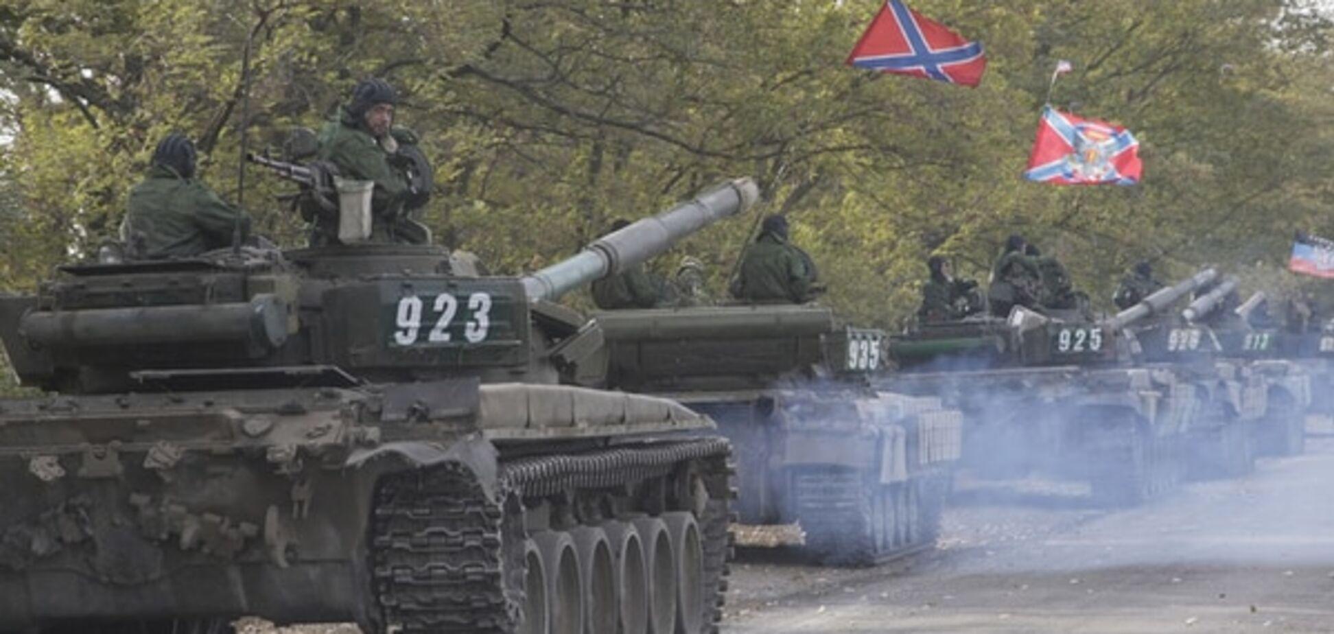 Терористи 'ДНР' продовжують перестрілки на окупованій території - ОБСЄ