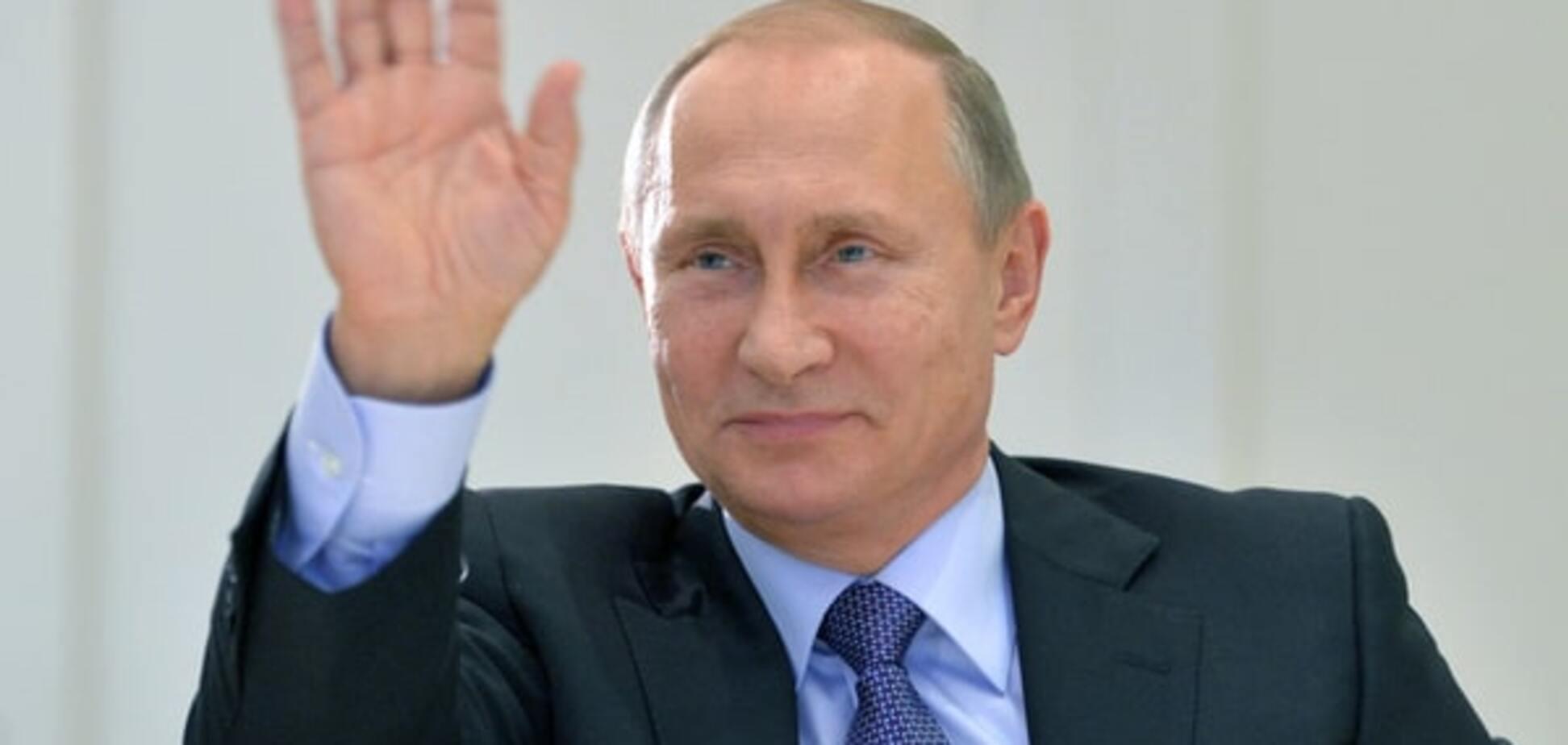 Президент уровня Бог: социологи нарисовали Путину новый рекорд одобрения