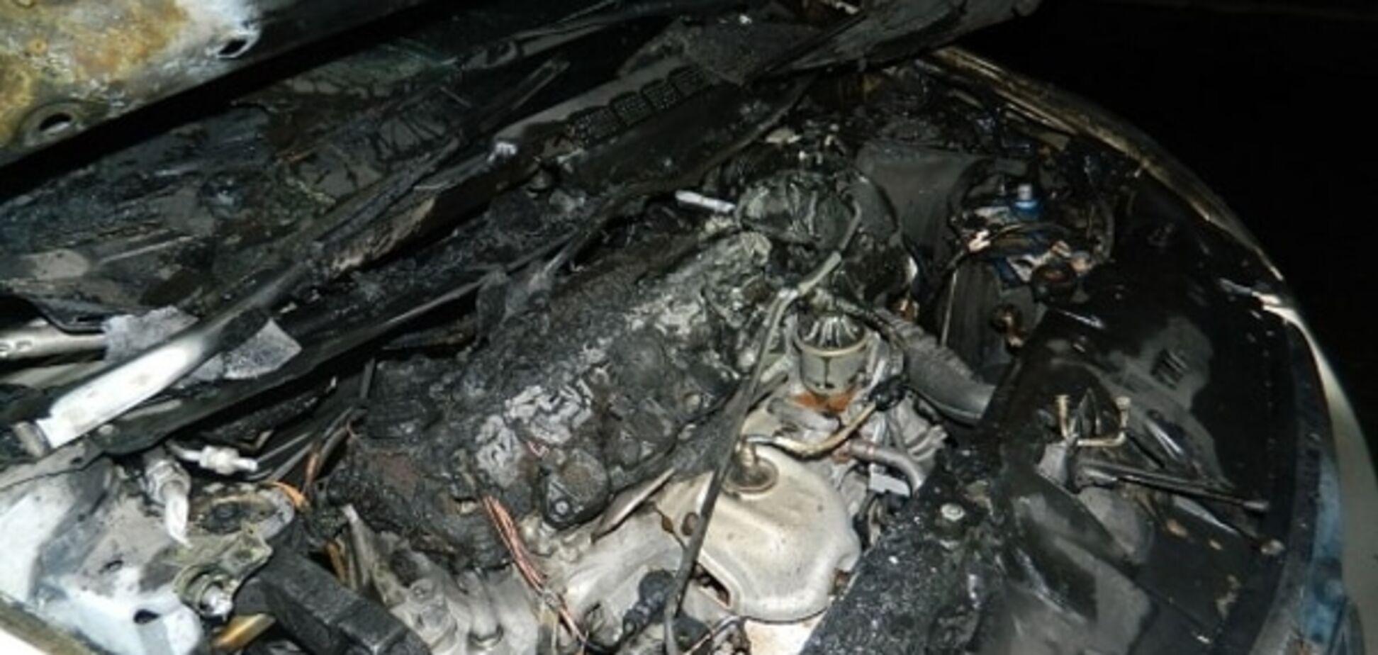 У Києві затримали палія дорогих автомобілів