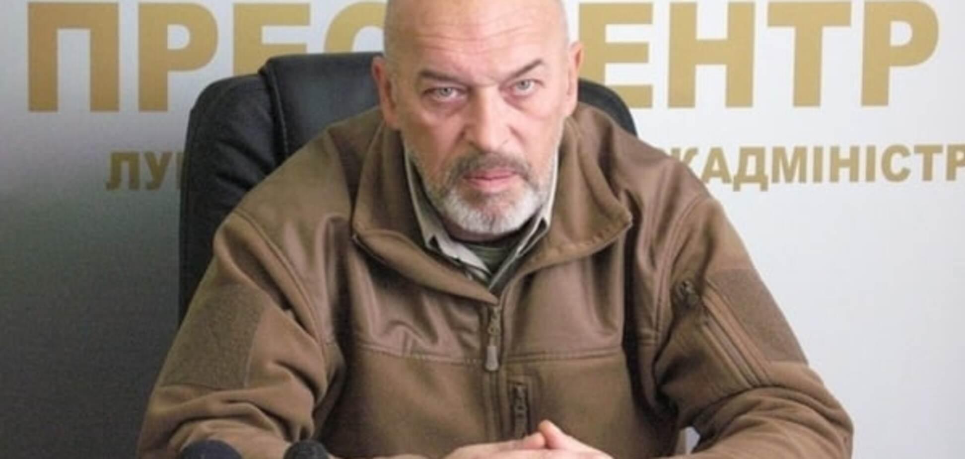 Справи корупційні: Тука обурився 'Гондурасом' на Луганщині