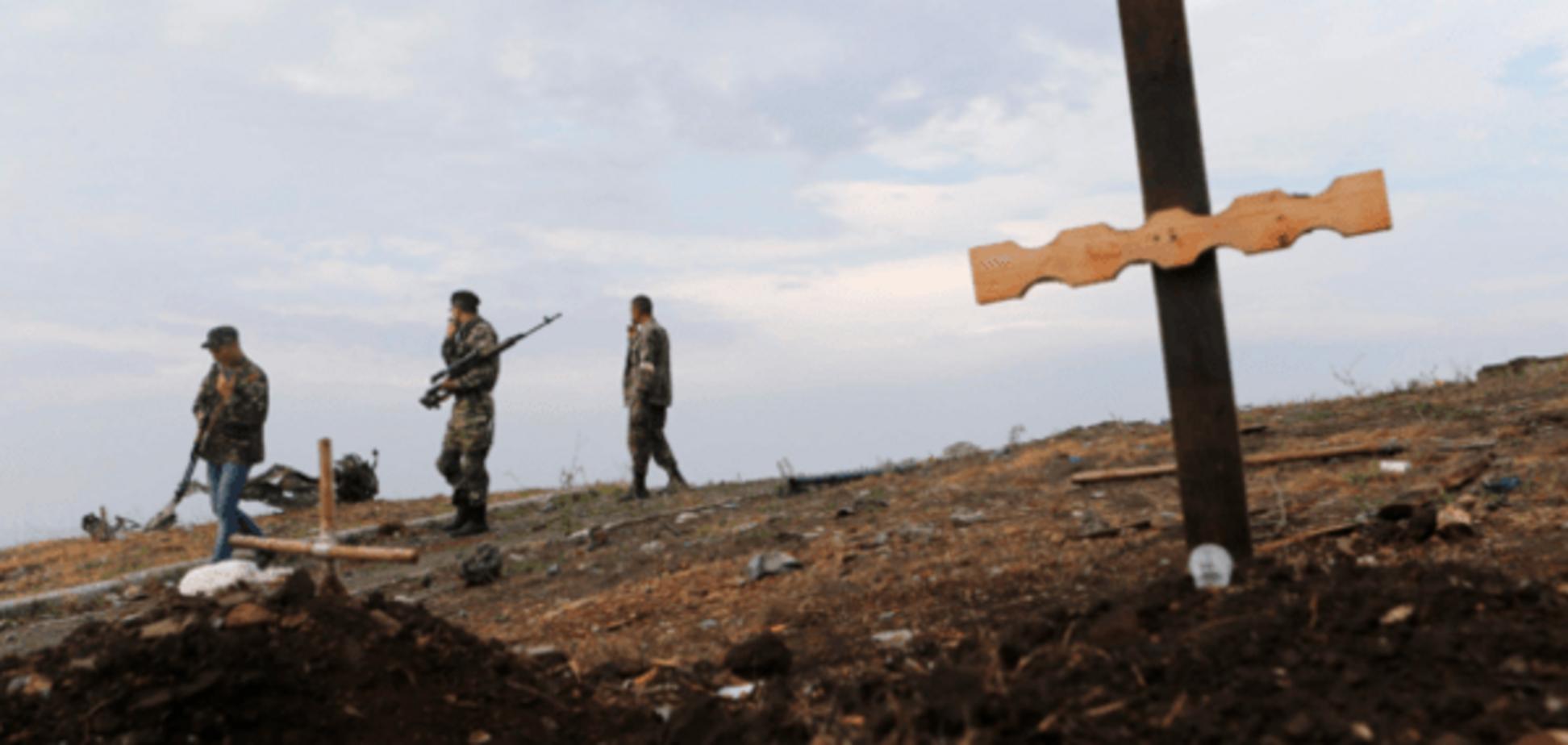 Терористи 'ДНР' назвали кількість убитих за час АТО
