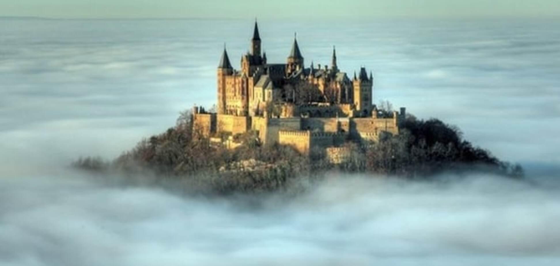 Самые впечатляющие замки Европы