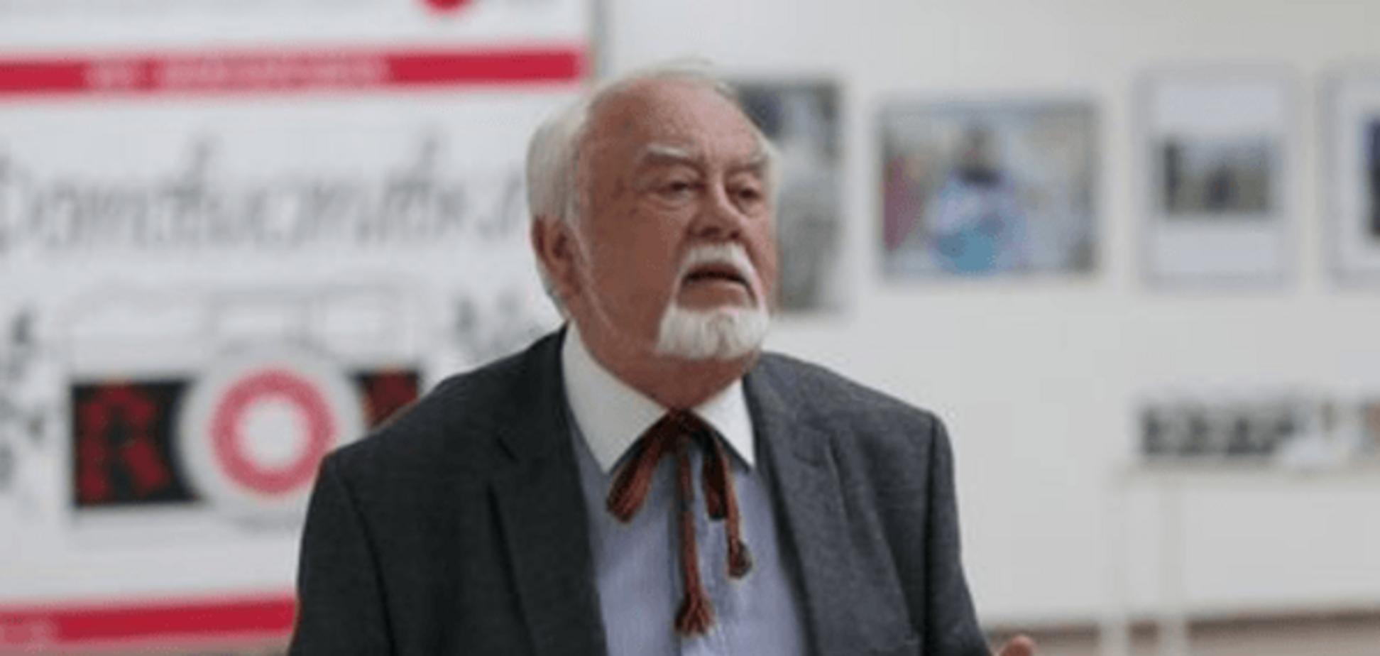 Пішов із життя український поет і дипломат Роман Лубківський