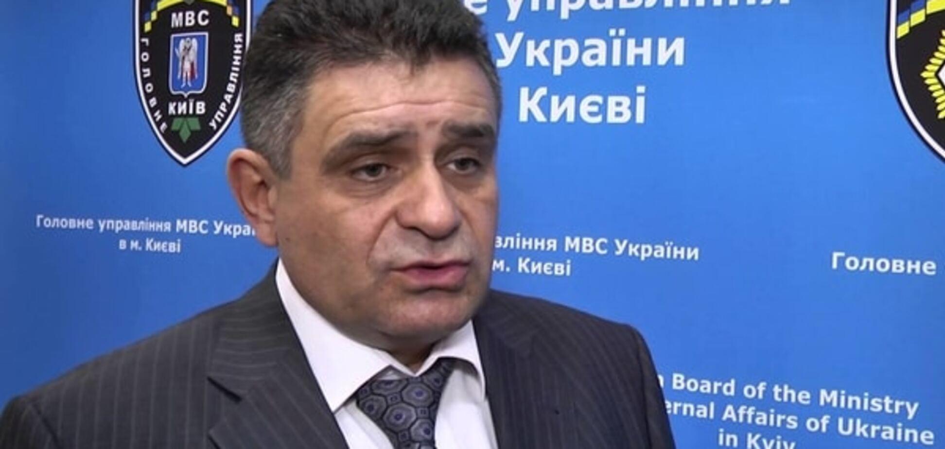 МВС: злочинці, що відкрили стрілянину в київському кафе, оголошені в розшук