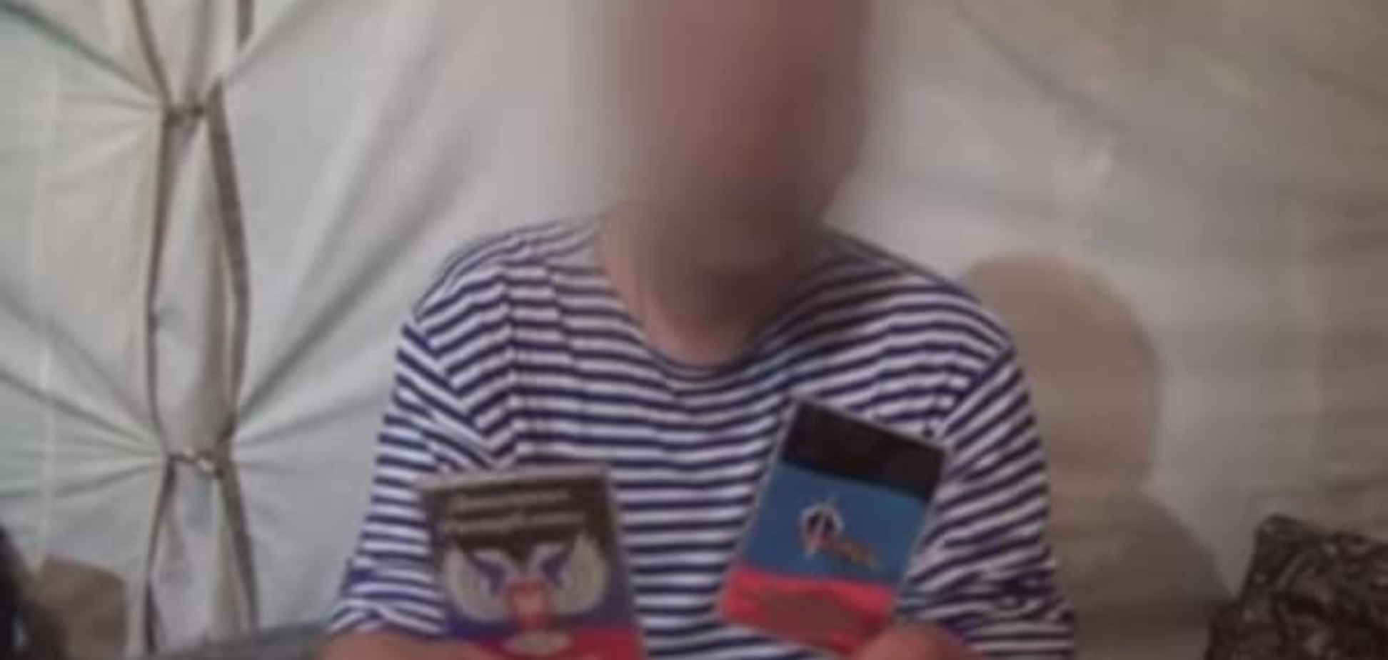 СБУ вернула двоих террористов 'ДНР' обратно в семьи: видеофакт