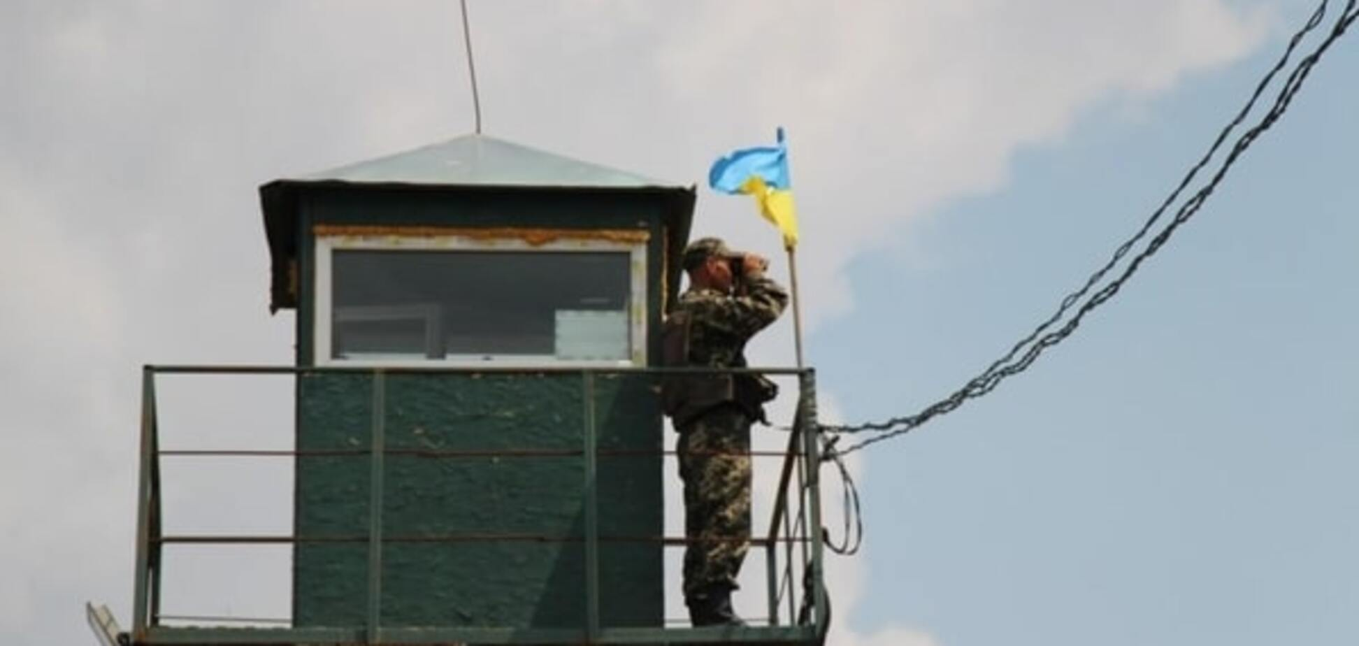 На границе с Крымом на взятке поймали пограничников-'перевозчиков'