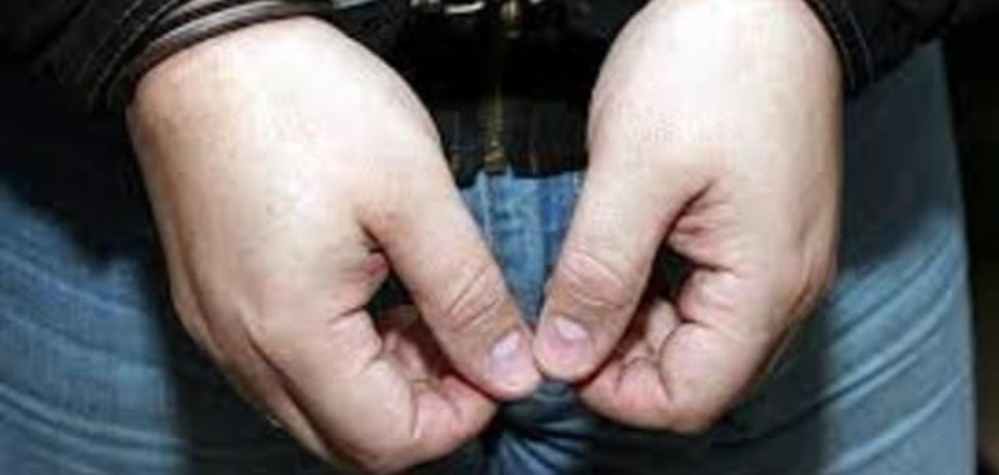 В Одесской области начальник милиции пойман на крупной взятке
