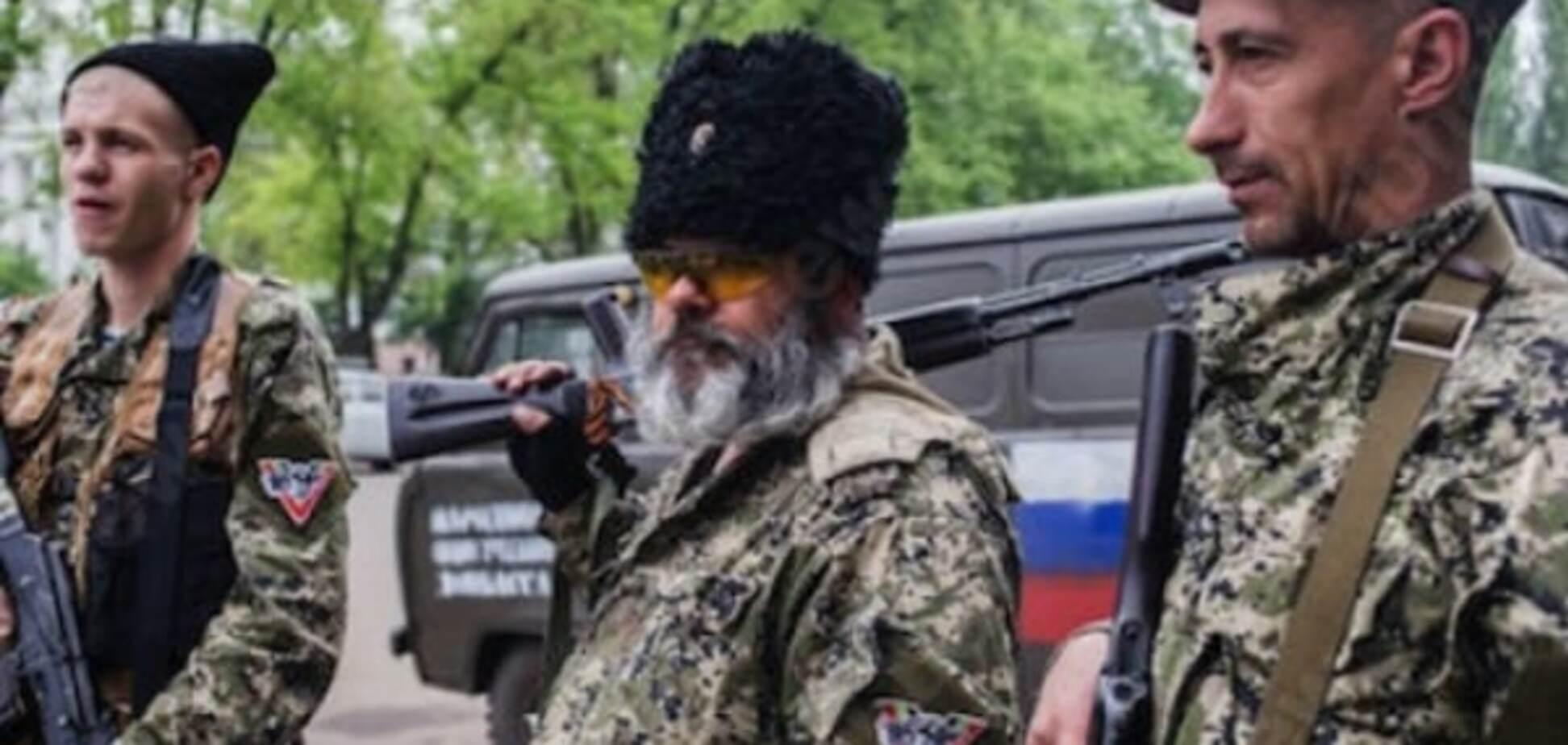 'Козачий бунт': терористи 'ЛНР' готують збройний опір російській армії