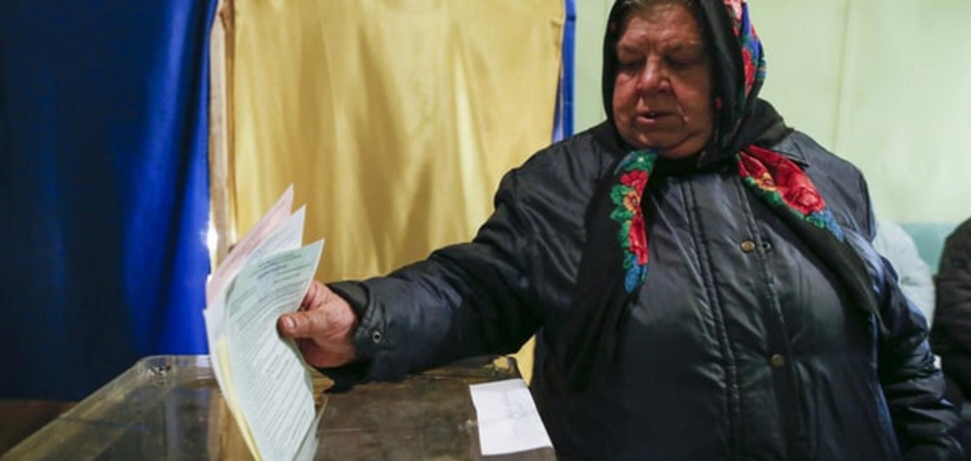 Журналіст повідомив про спробу зриву виборів у Луганській області