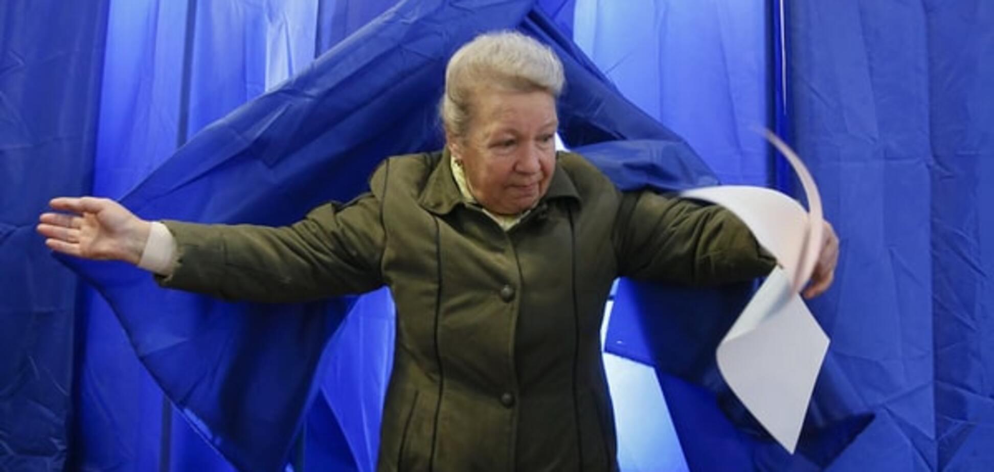 В Украине завершились местные выборы